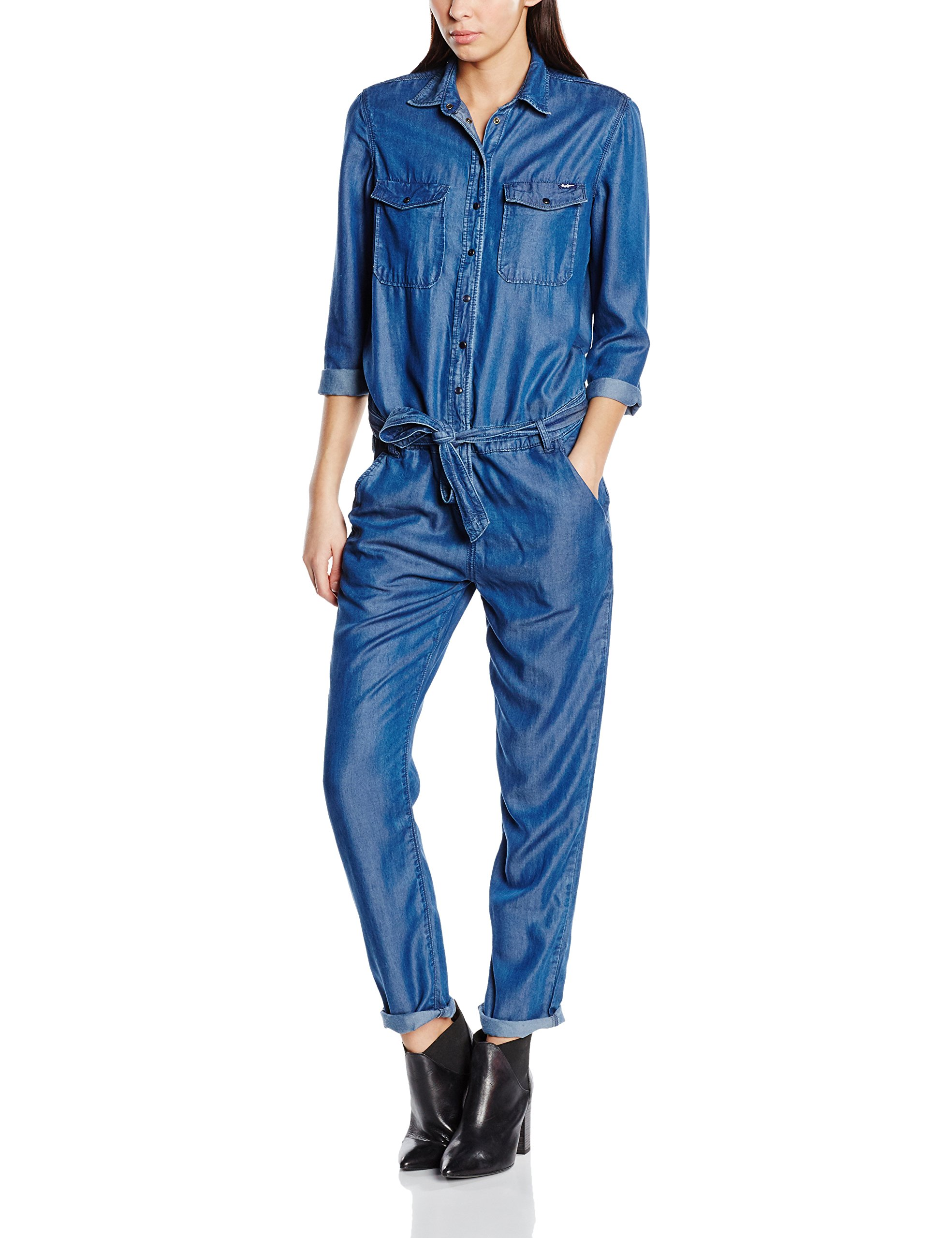 Jeans Femme BleudenimFr42taille FabricantL Pepe CameoCombinaison f7Yvgb6y