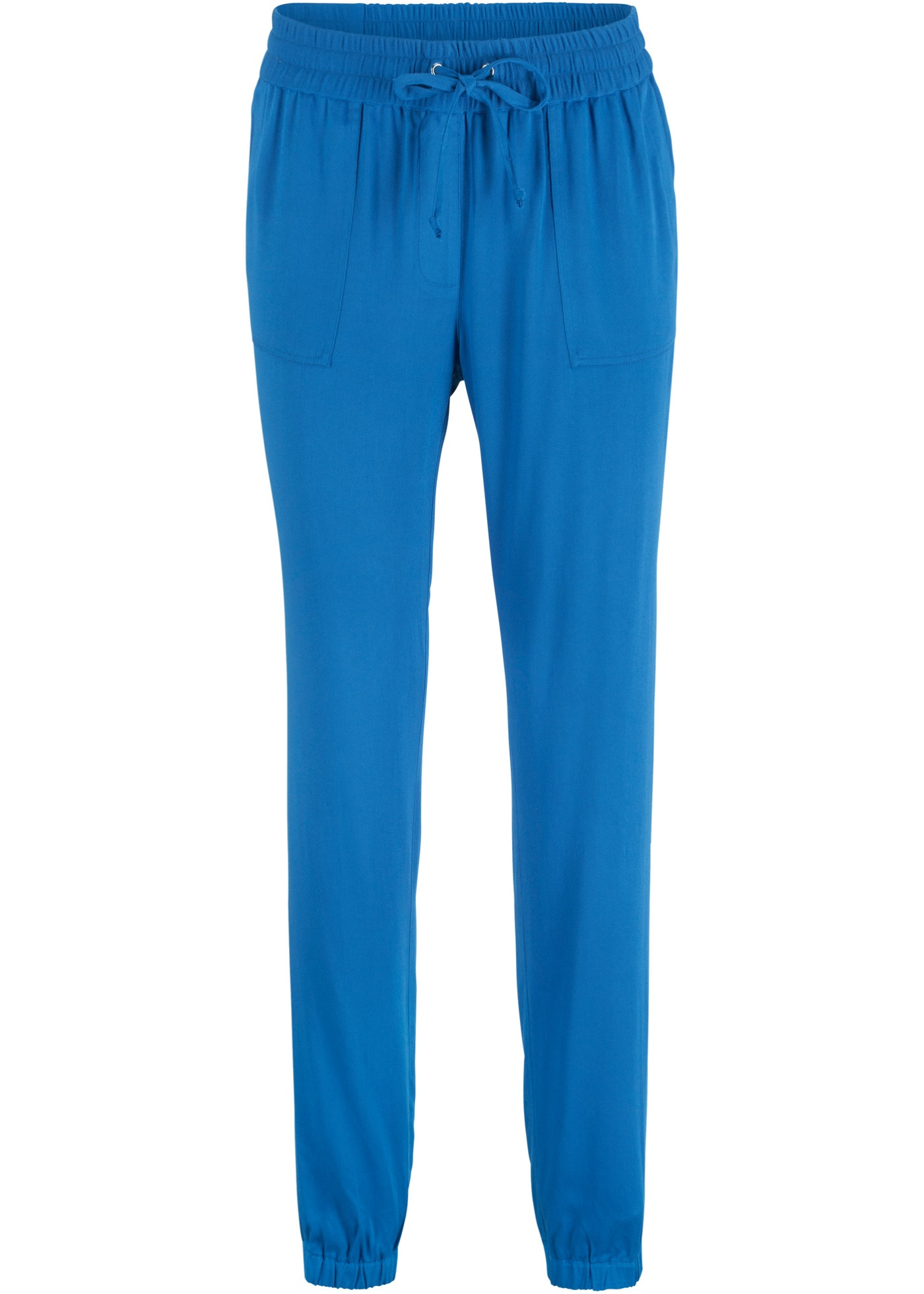 Fluide Bpc CollectionPantalon Bleu Femme Pour Viscose Bonprix En 543ALRj
