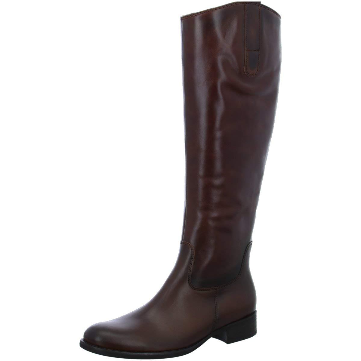 FashionBottes FemmeMarronsatteleffekt2237 Shoes Hautes Eu Gabor 3Aq5Lj4R