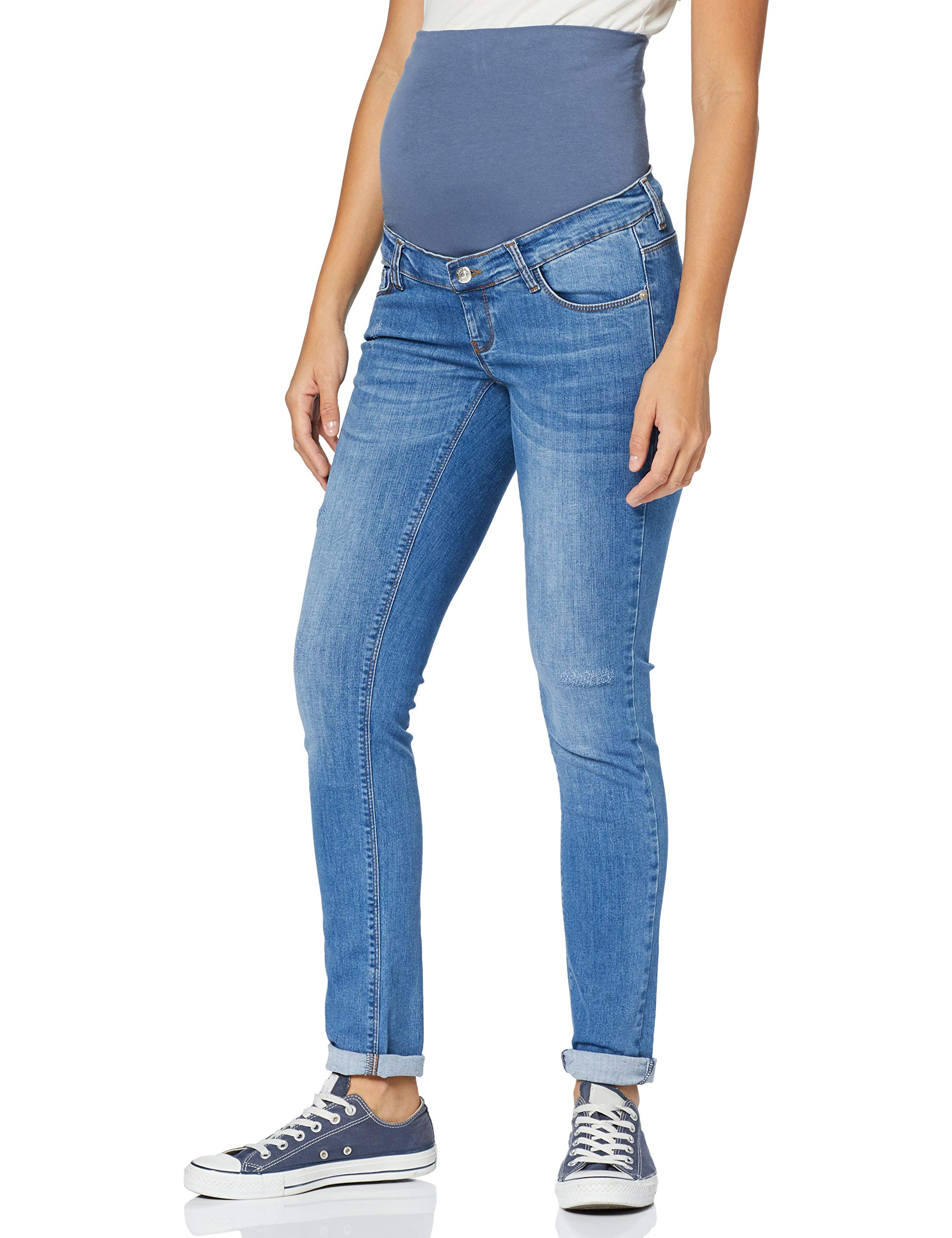 Maternity l32taille maternitéBleumedium 960W31 32Femme Slim Esprit Otb Wash Denim Jeans Fabricant40 Pants qVpUGSzM