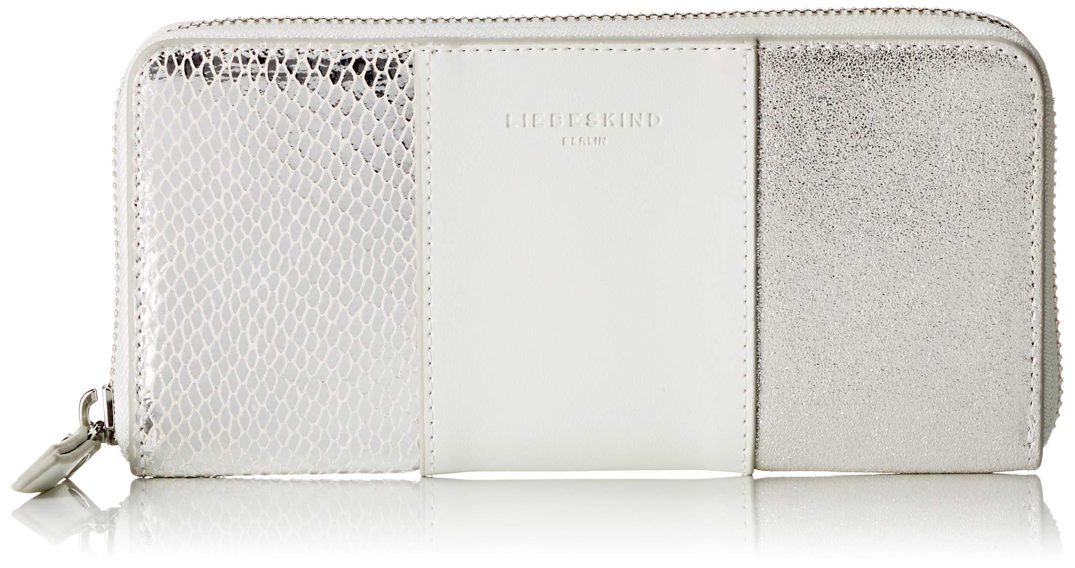 Special White T Liebeskind Centimetersb Wallet Largefemmeportefeuillesblancoptic 2x10x19 H Gigi Berlinvalentine X xoQtdCBshr