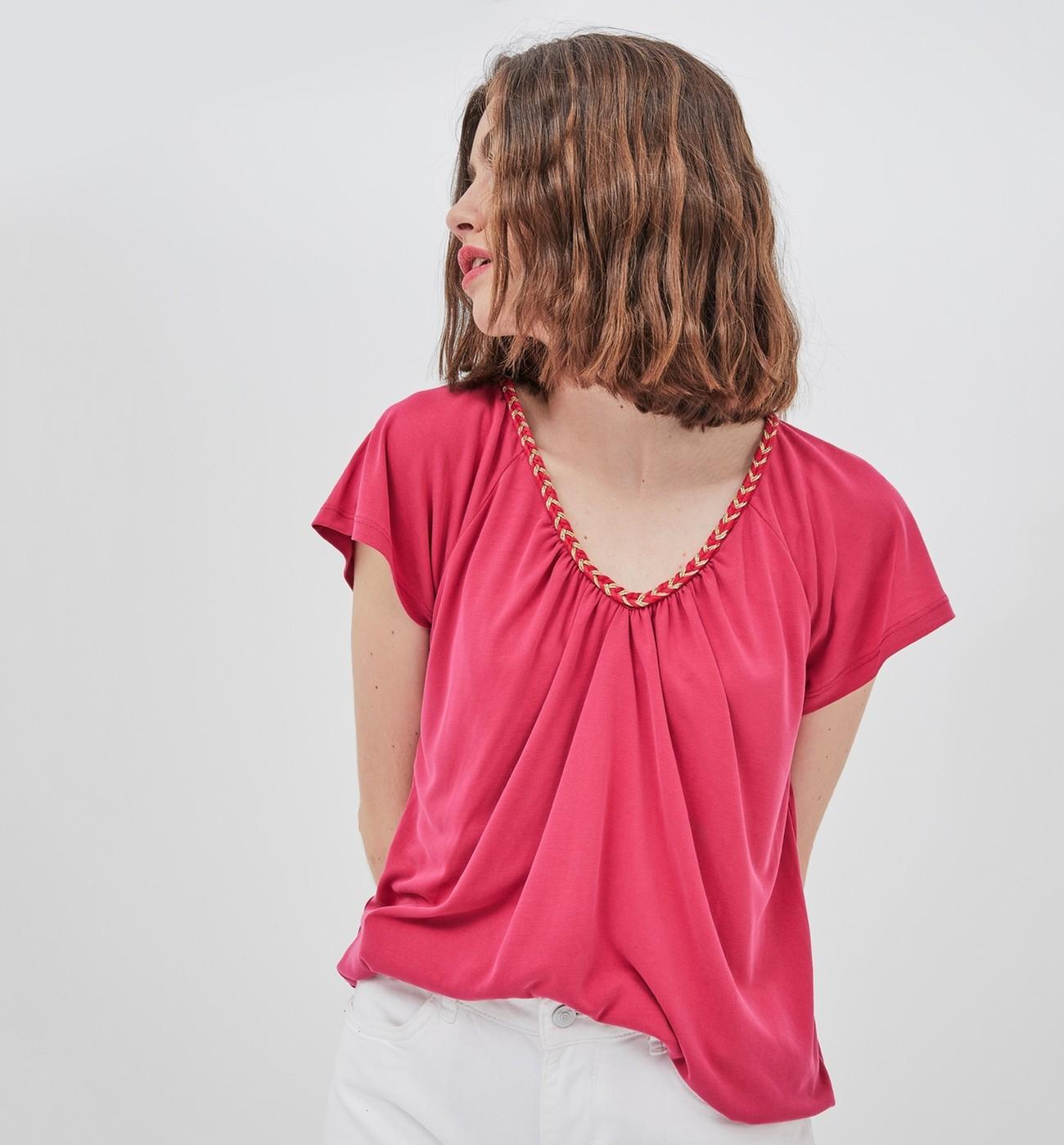Décolleté Promod T T Promod Femme Promod Femme Décolleté shirt shirt NXw80PknO
