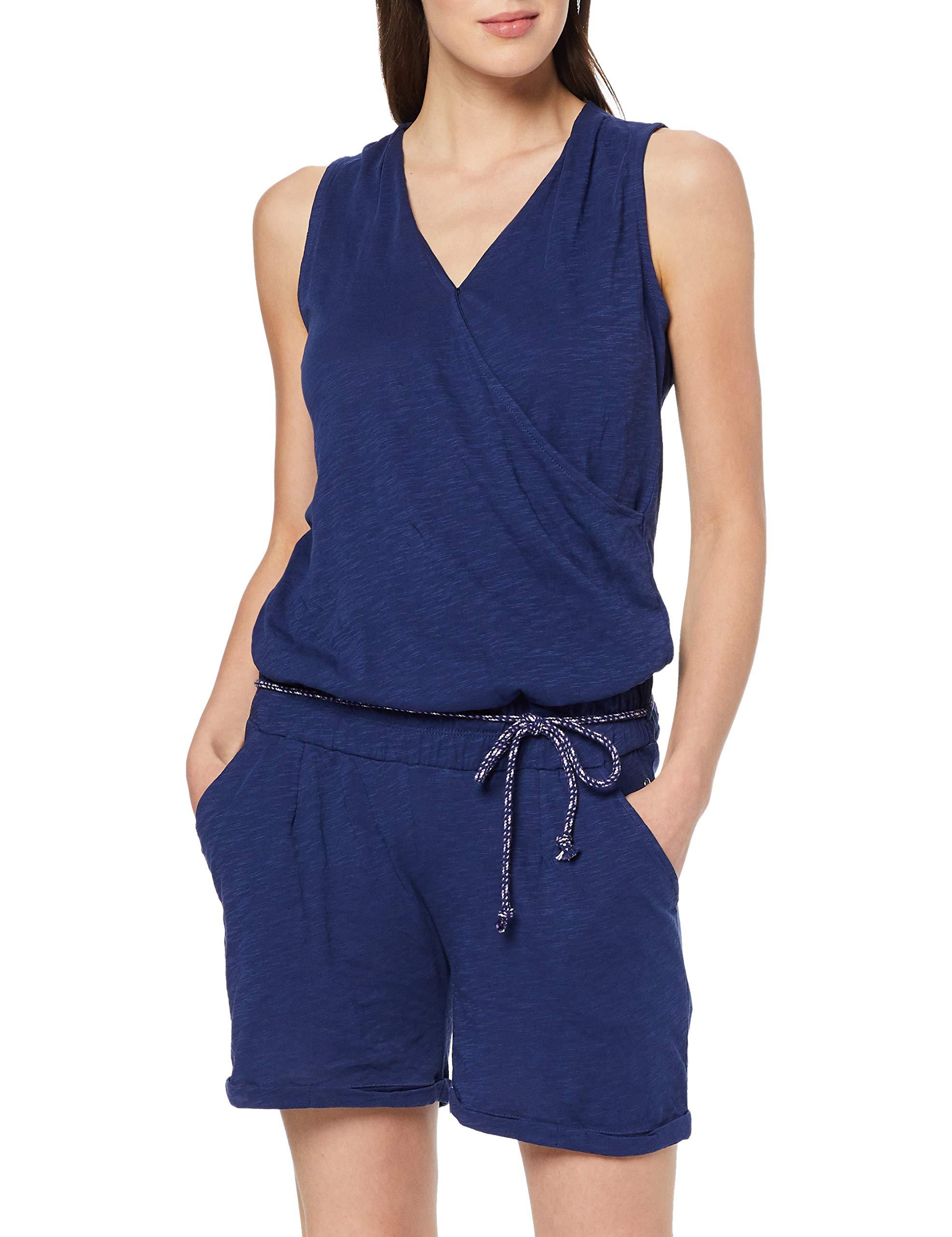 MaternitéMulticoloredark 40538taille Esprit Blue Utb Jumpsuit Maternity De Salopette FabricantSmallFemme Jersey cKlF1TJ3