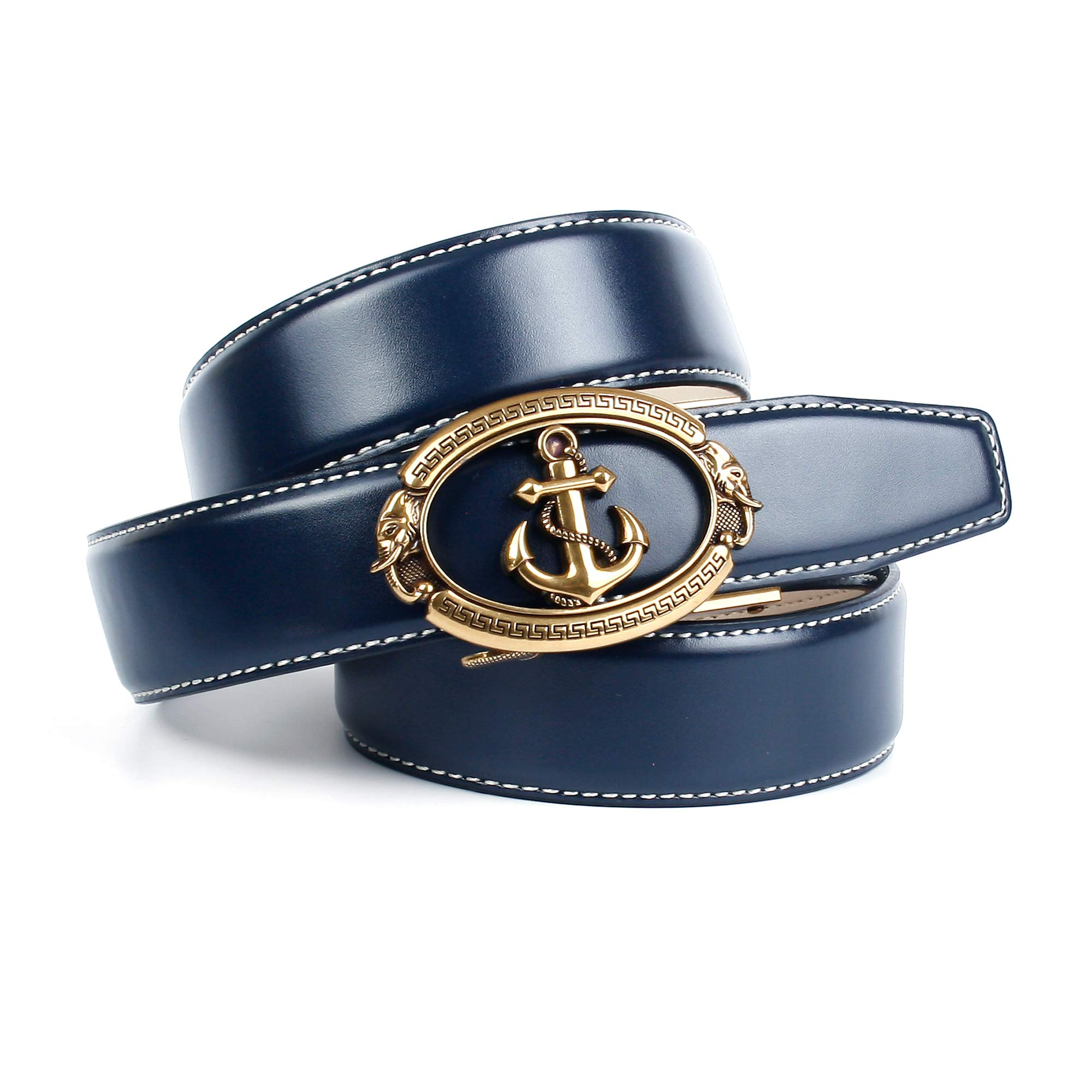 ws80 CeintureBleudunkelblau Anthoni 080115taille Fabricant100Homme C4an Crown WHE9ID2