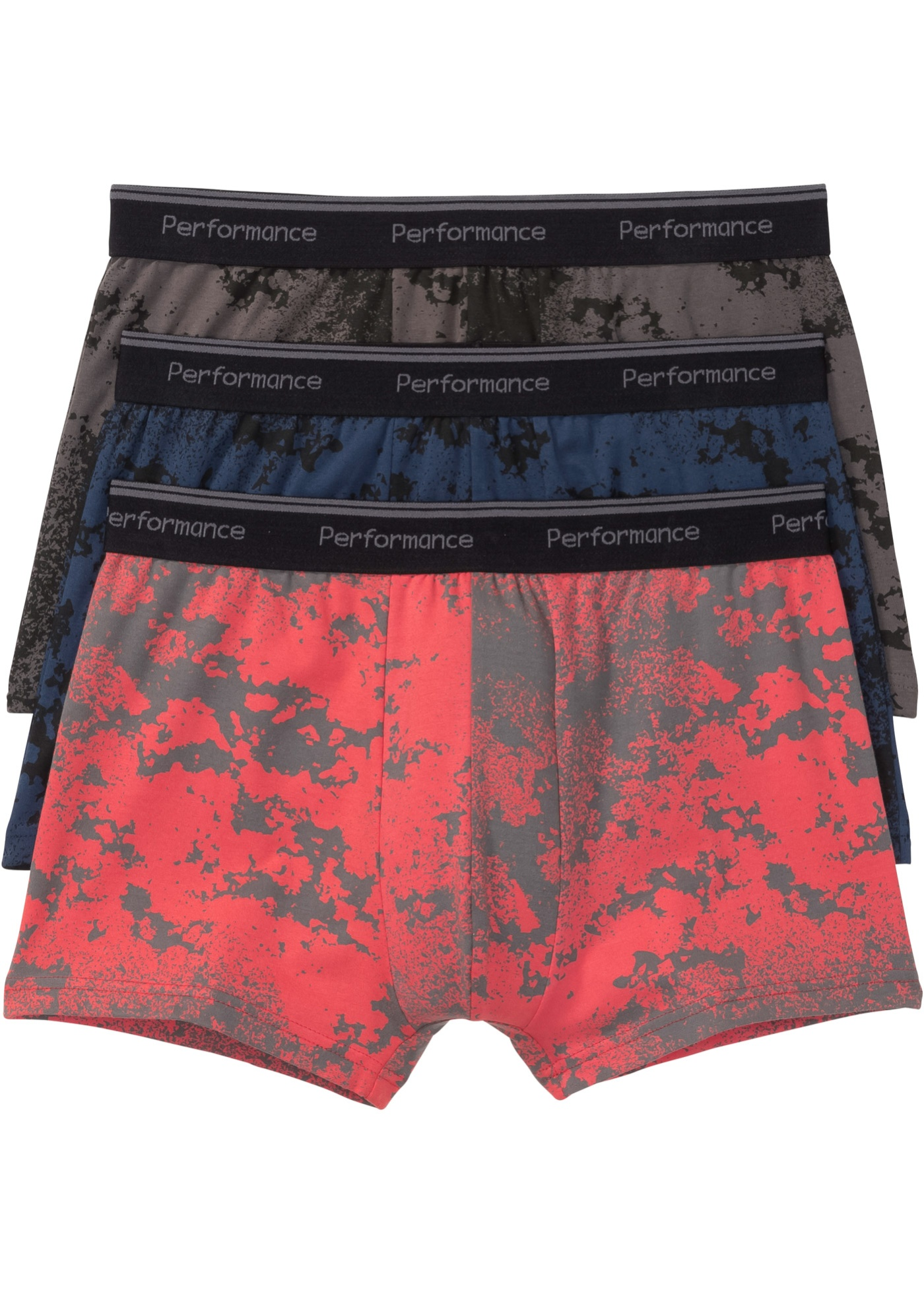 Pour Homme Rouge Bpc Bonprix CollectionLot De 3 Boxers 5LqRS4jc3A