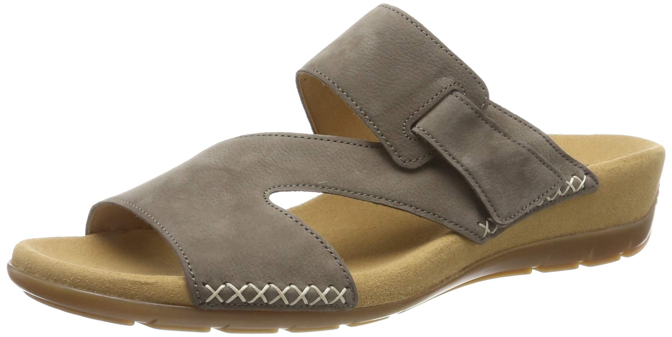 Shoes JollysMules 1343 Gabor Eu FemmeMarronwallaby 8w0PnOkX