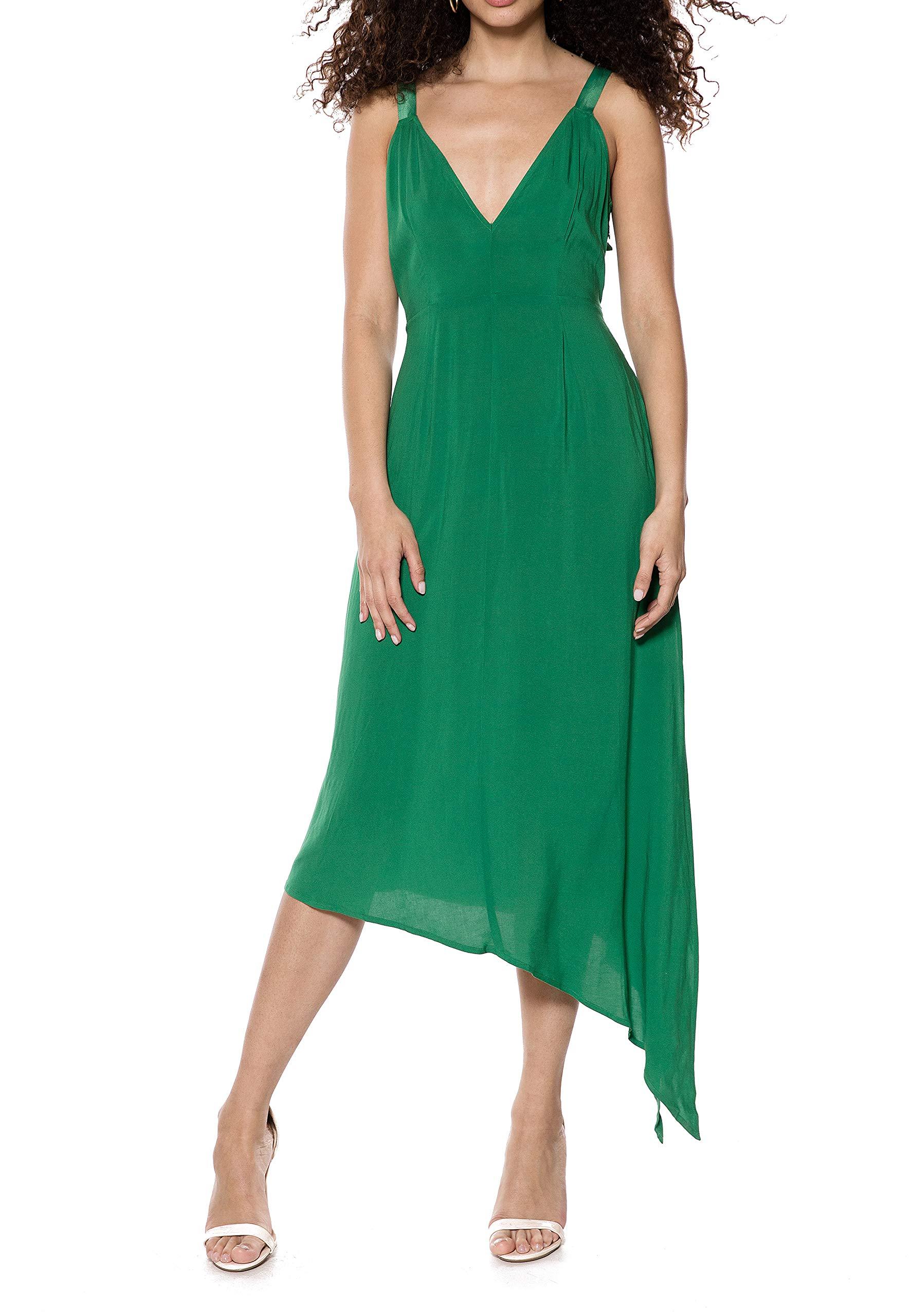 Robe De Ring Green Fabricant32Femme Ivyrevel D Dress 34434taille Asymmetric SoiréeVertverdant dxWBrCoe