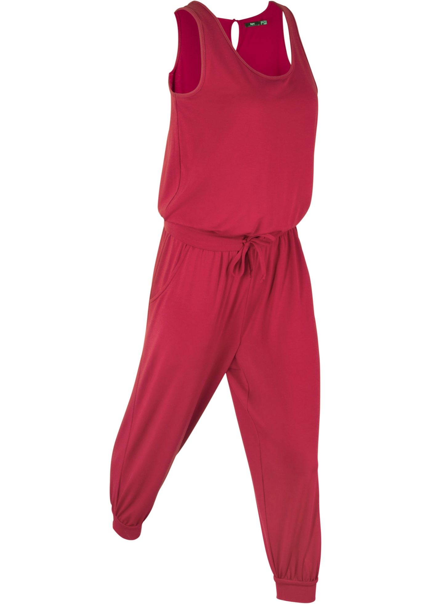 Bpc CollectionCombinaison Sans Pour Femme Rouge Manches Bonprix XkZwOiTPu