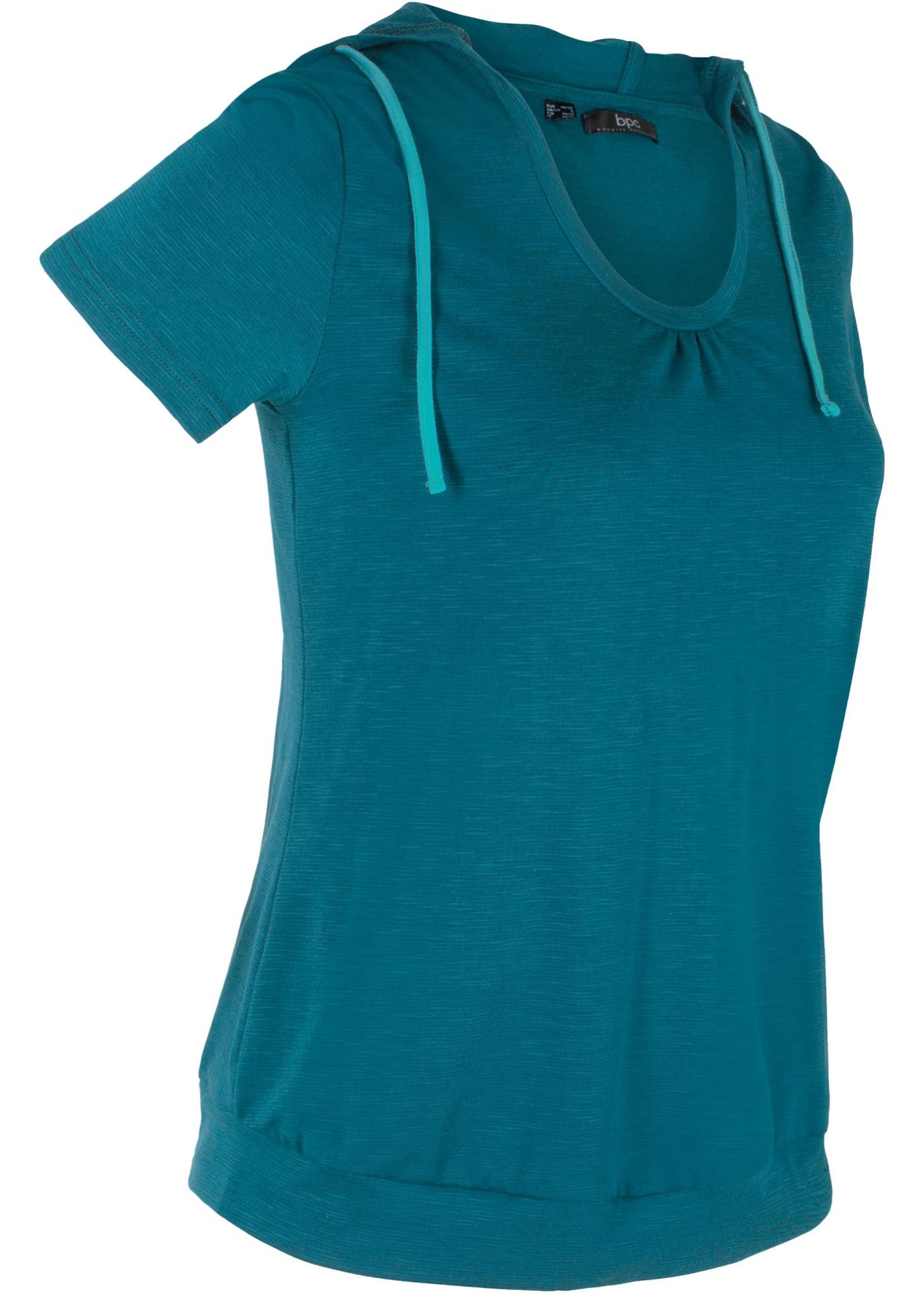 Fonctionnel Pétrole CollectionT Manches Bonprix shirt Bpc Courtes Pour Femme KF1Jc3lT