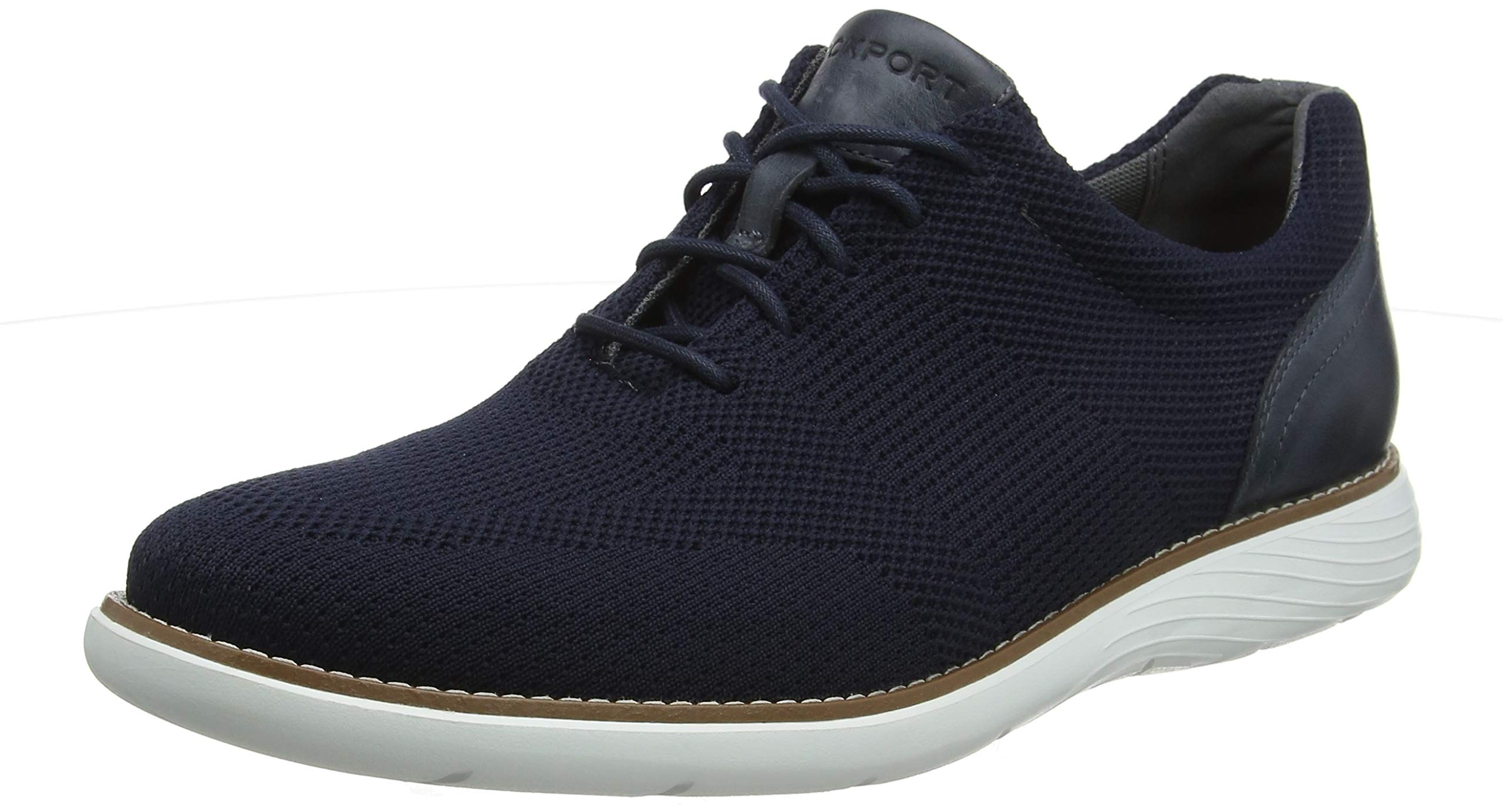 Mesh Lace Garett Dress Eu Rockport 00146 UpDerbys Blues HommeBleunew lFK31ucTJ