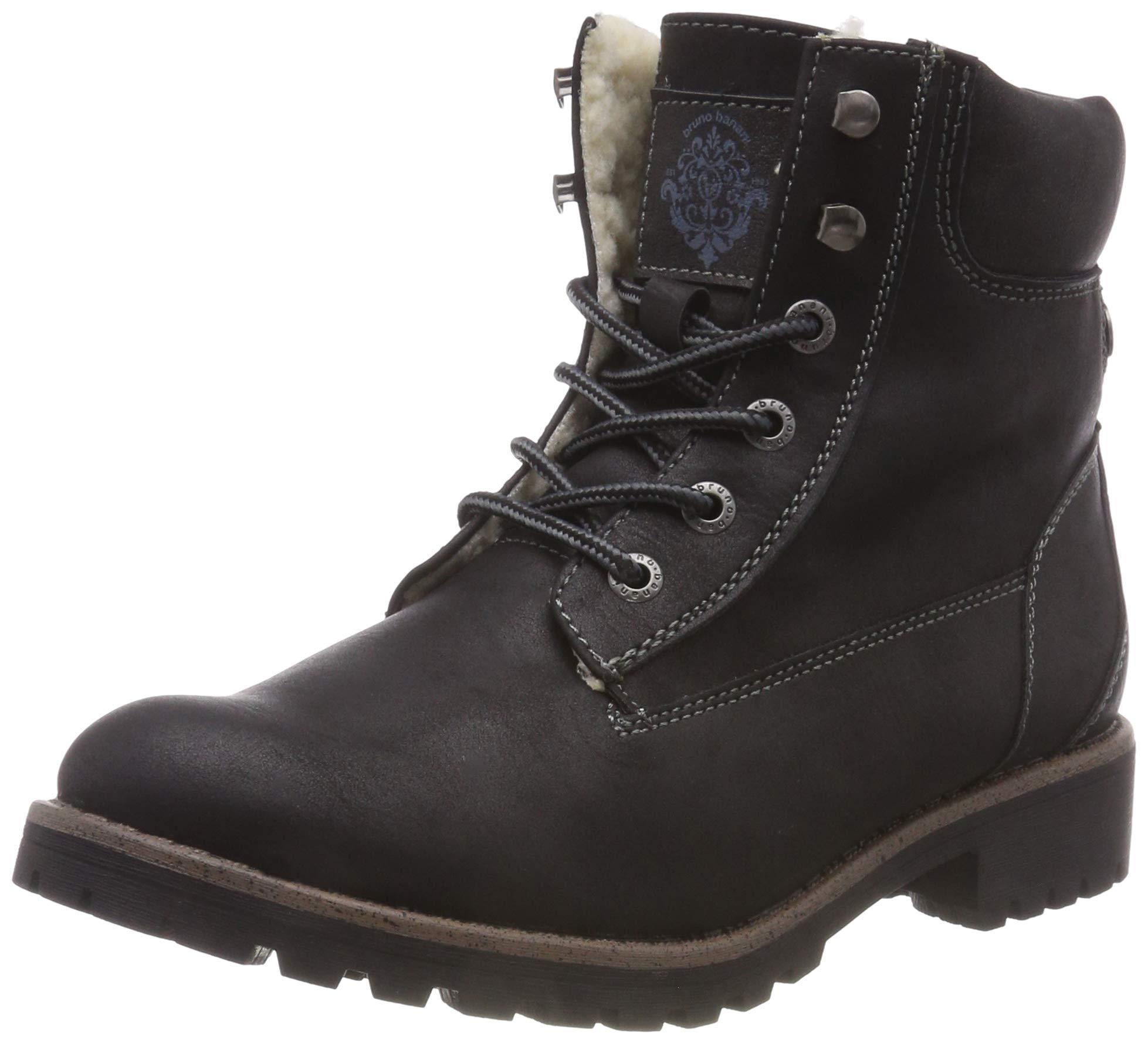 Eu 262 00437 Banani Boots Bruno FemmeNoirblack 345Rangers lK3FJcuT1