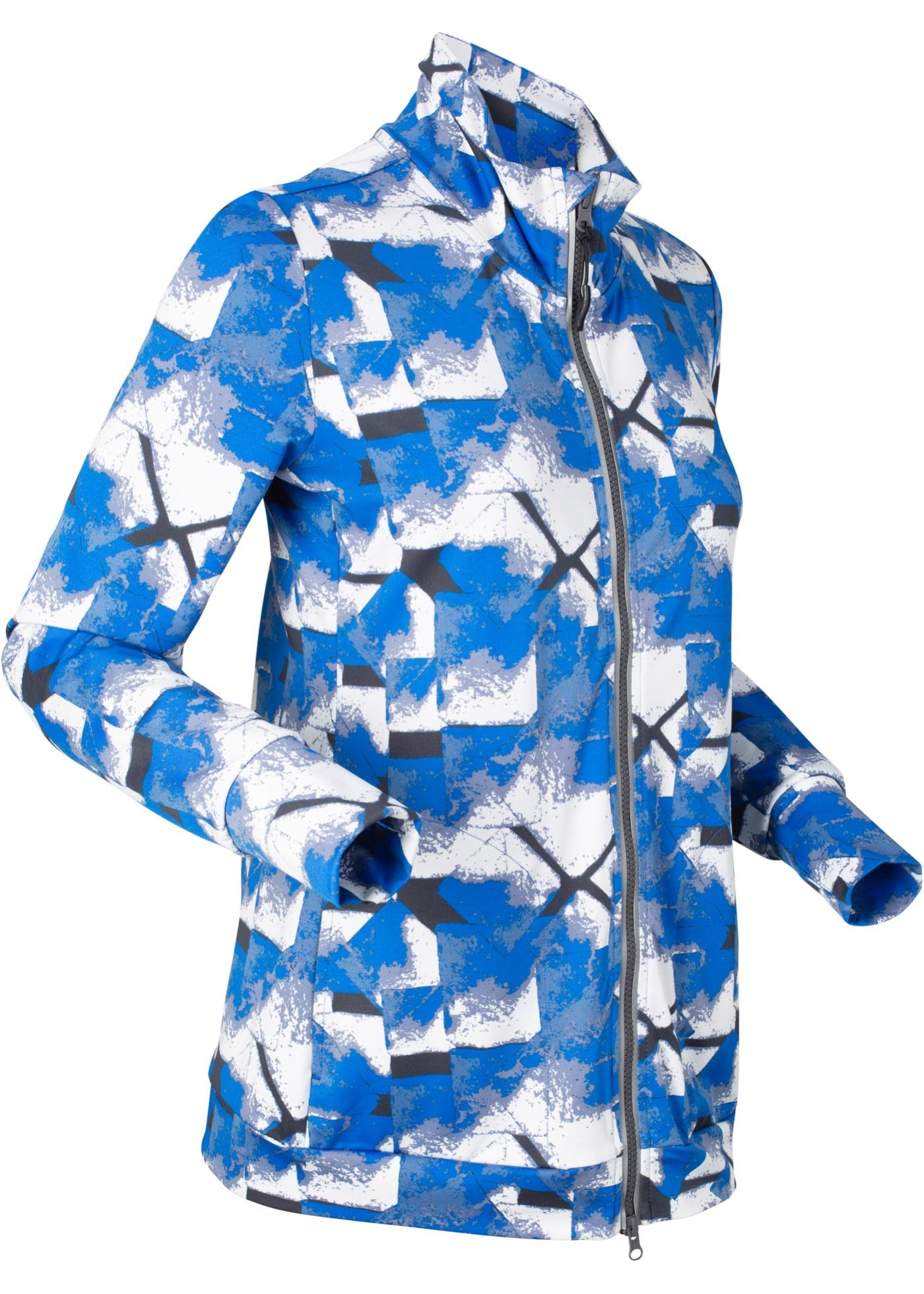 Survêtement Bonprix De Pour Femme Bleu CollectionVeste Longues FonctionnelleManches Bpc 6ybf7g