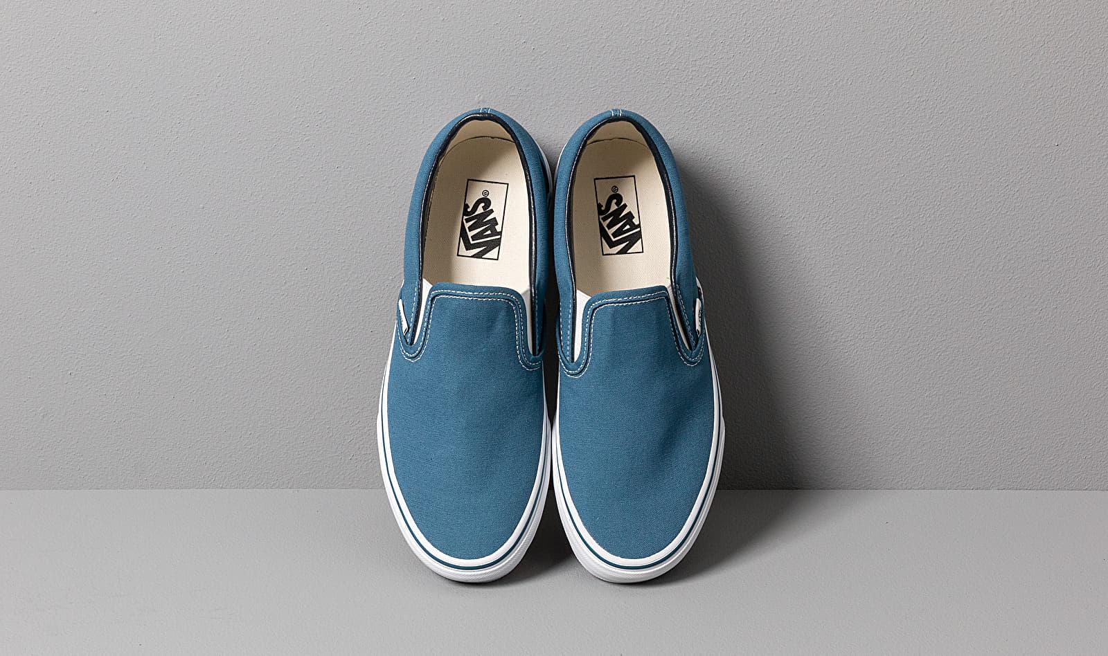 Slip Navy on Classic Vans Classic Slip Navy Vans on Slip Vans Classic H2D9IeEWYb
