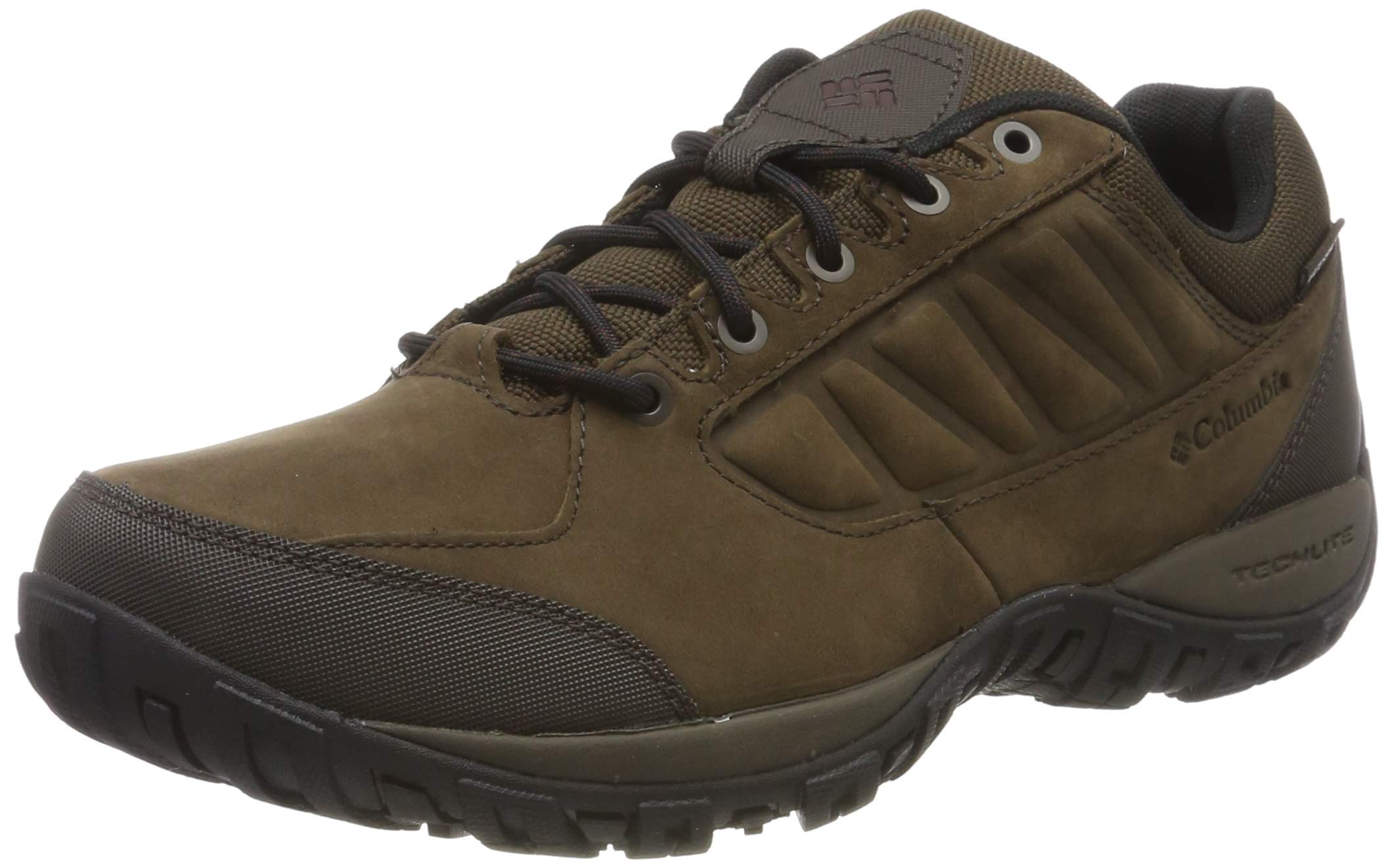 Plus Basses Ruckel Columbia Randonnée HommeMarroncordovanMadder Brown45 Eu De WaterproofChaussures Ridge 8n0Nwmv