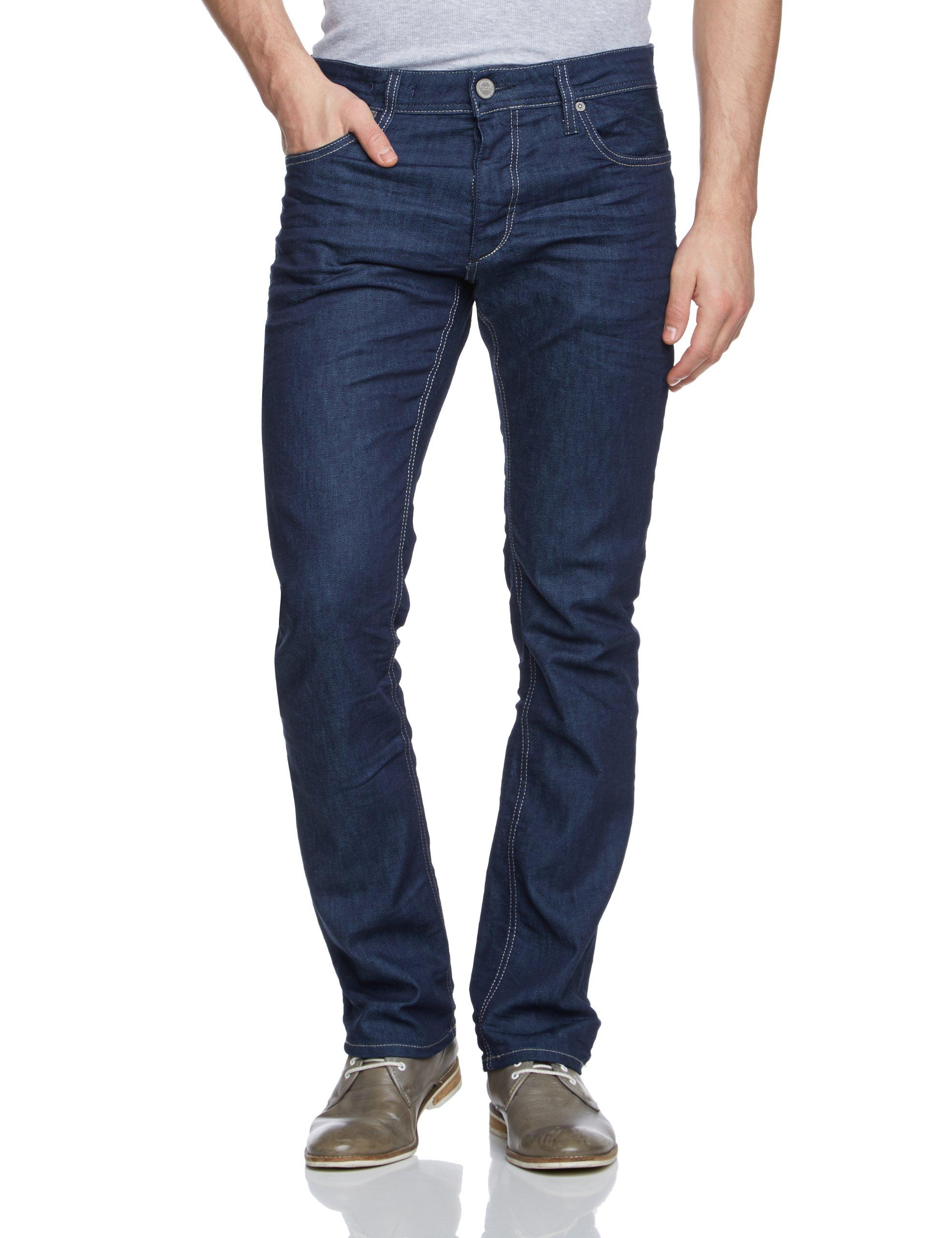 Bleumedium Homme Jackamp; Fabricant30 ClassicJeans Droit Jones 325W30 wash l32taille bl Blue Clark Denim qMpGLUVSz