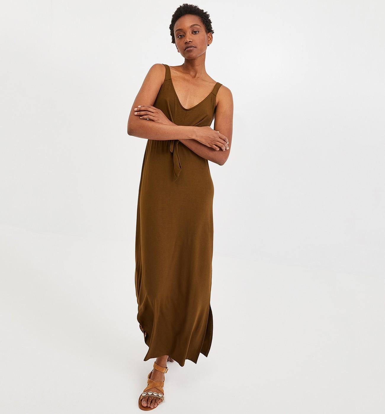 Longue Bretelles Robe Bretelles Promod À Longue Promod Robe Promod À Longue Robe dxeCorB