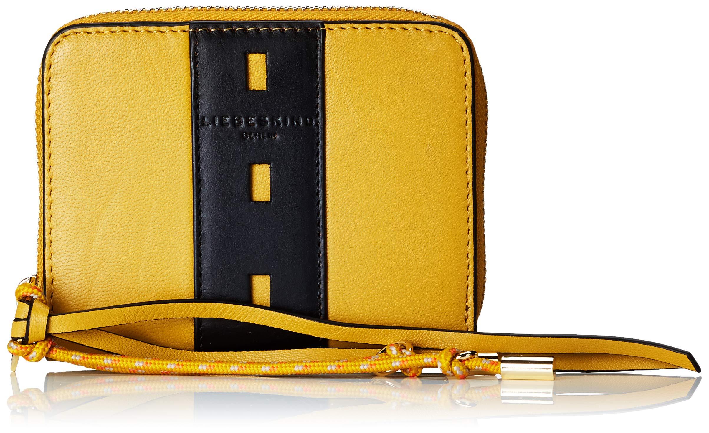 Yellow2x10x13 Dive Cmw H Bag Conny FemmeJaunetawny X Berlin MediumPortefeuilles Liebeskind Wallet L JFT3uK1cl5