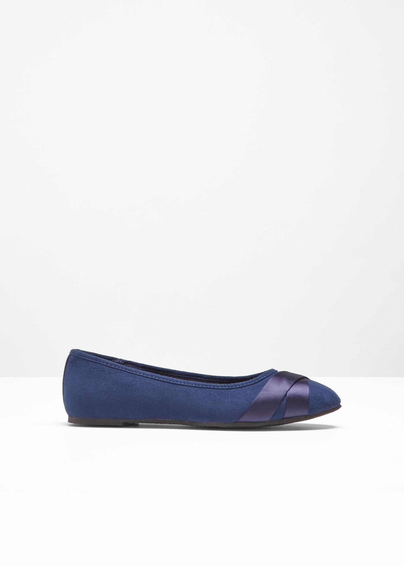 Bonprix CollectionBallerines Pour Bpc Bleu Femme MzqUpSV