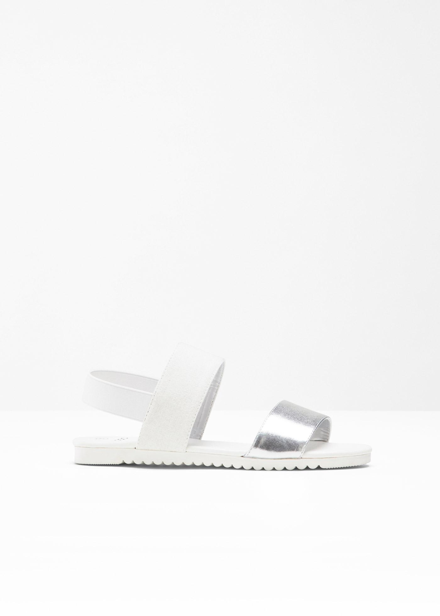 Bpc Bonprix CollectionSandales Blanc Femme Pour wk0nOP