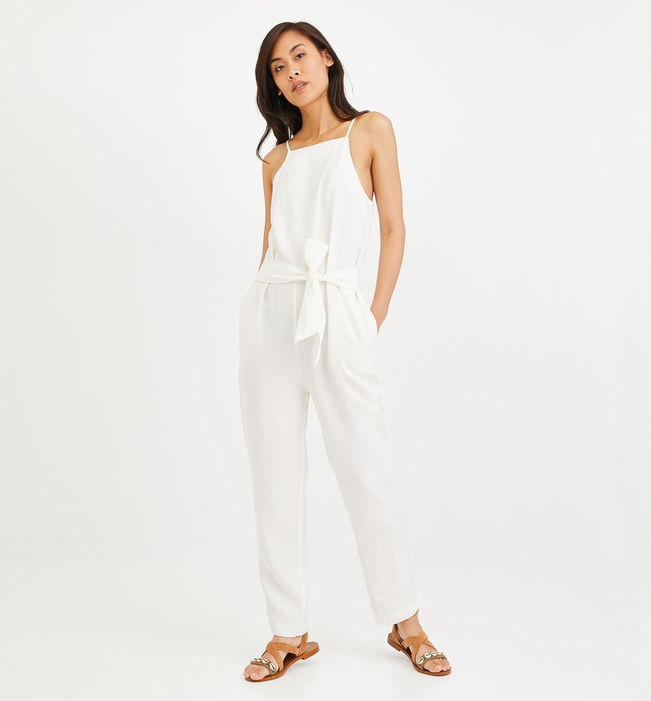 Combinaison Promod pantalon Femme Combinaison Promod T1cFKJl