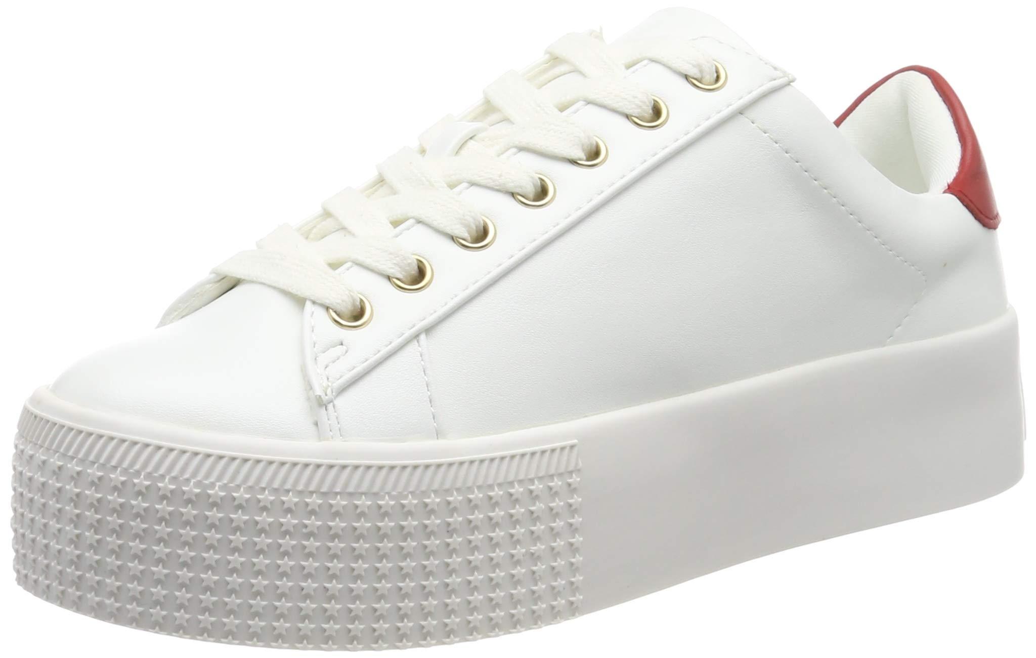 Basses Madden 63436 Eu Steve FemmeRougered SneakerSneakers Multi Pickup EHID29