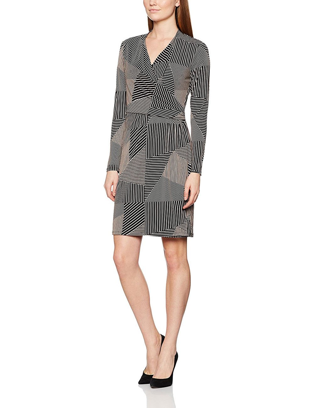 Esprit Nude 236taille 017eo1e014 Collection FabricantSmallFemme RobeBeigedusty IHebEDYW29