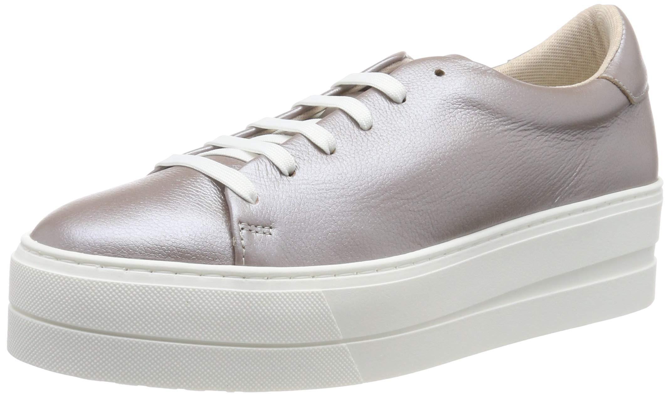 39840 Tamaris 32Sneakers FemmeBeigetaupe 1 23303 Basses Metallic 1 Eu 45RjAL