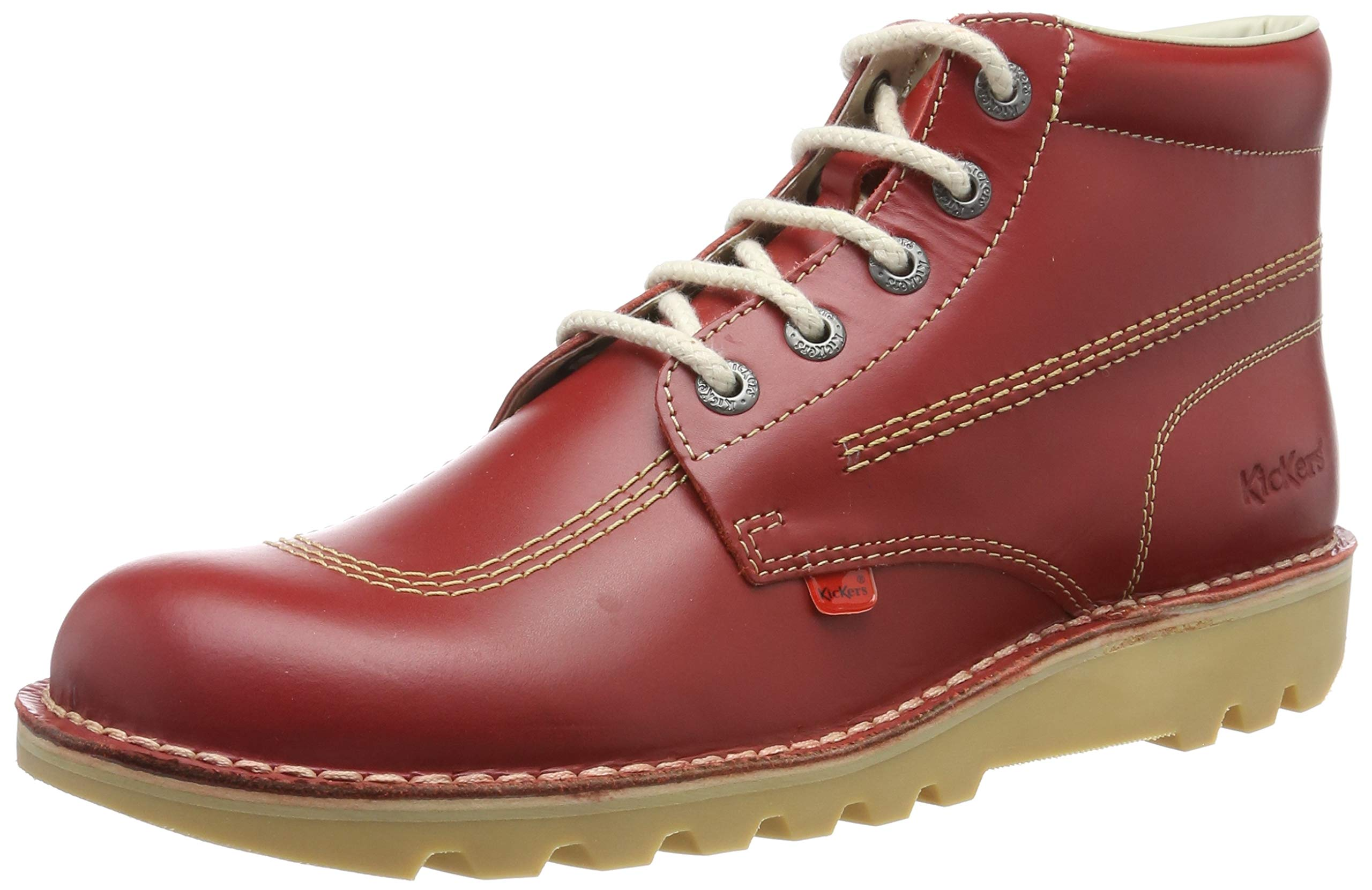 Eu Classiques Red47 HiBottesamp; Kickers HommeRouge Bottines A3Rjq5L4