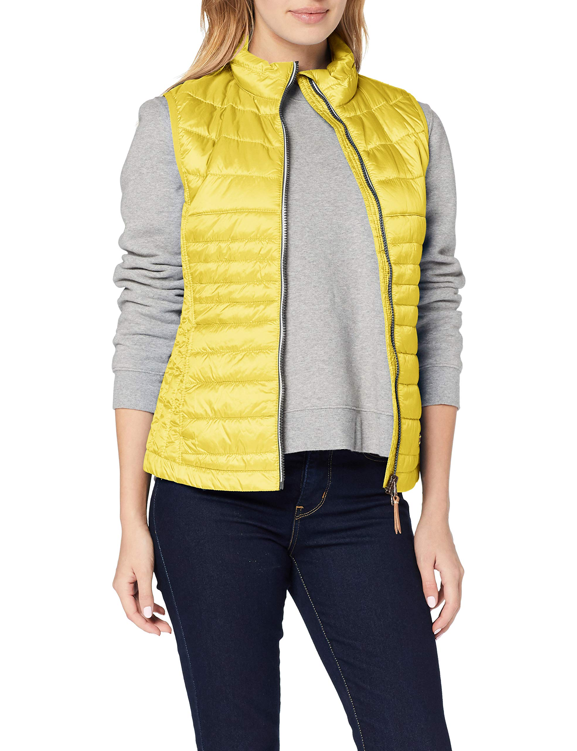 360910 ManchesJauneyellow Fabricant42Femme Active Womenswear Camel Sans Veste 6044taille 34AR5Ljq