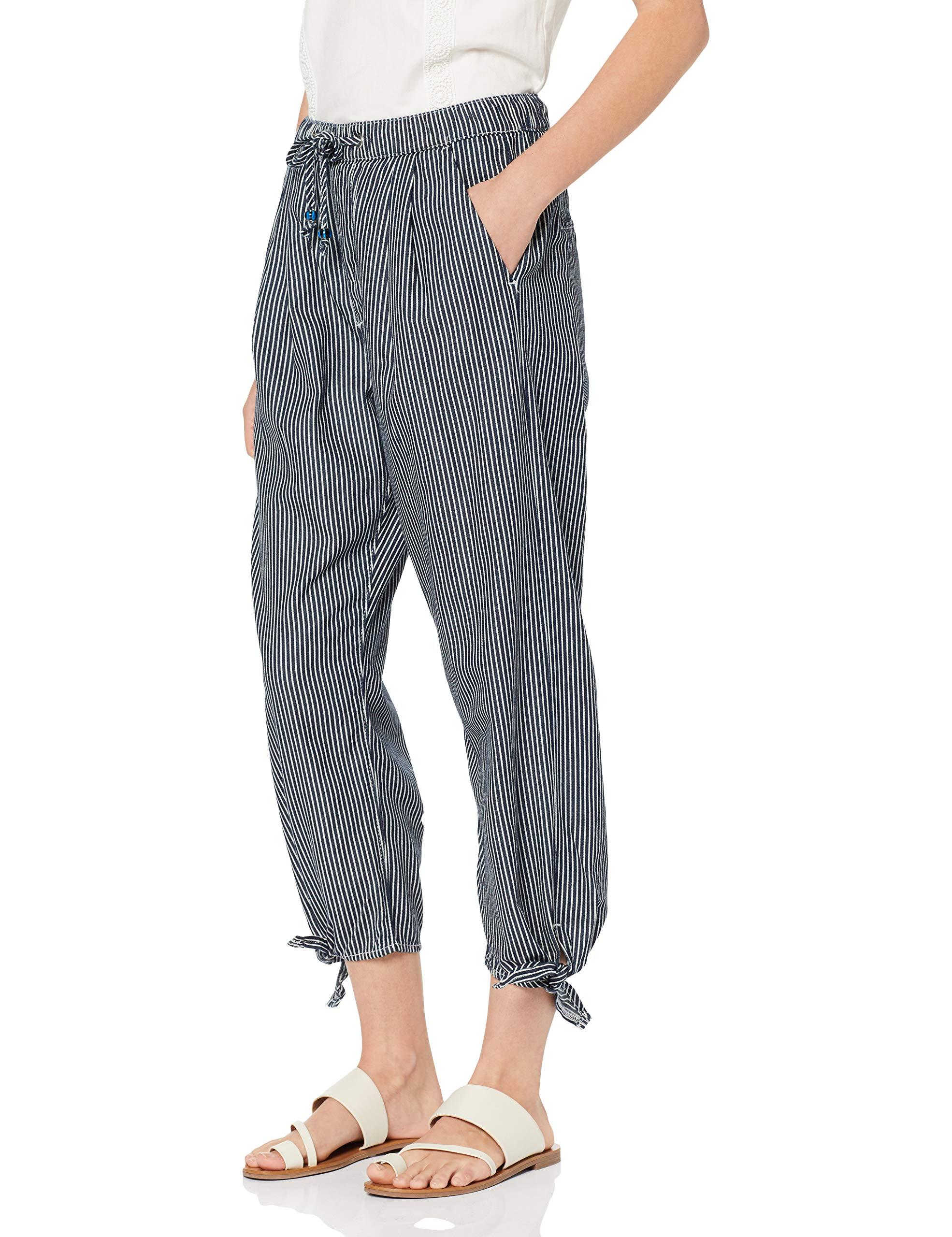 Deena Pl203421 000W27 Pepe regularFemme w27 PantalonBleu8oz Denim Indigo l32taille Jeans Stripe Fabricant 5Aj34RL
