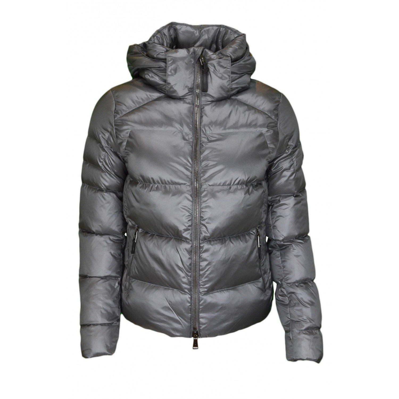 V30 Ralph Lauren Wsw BlousonGrismagnum Grey Polo A0p26Medium Femme Outerwear Coat 7ybvYf6g