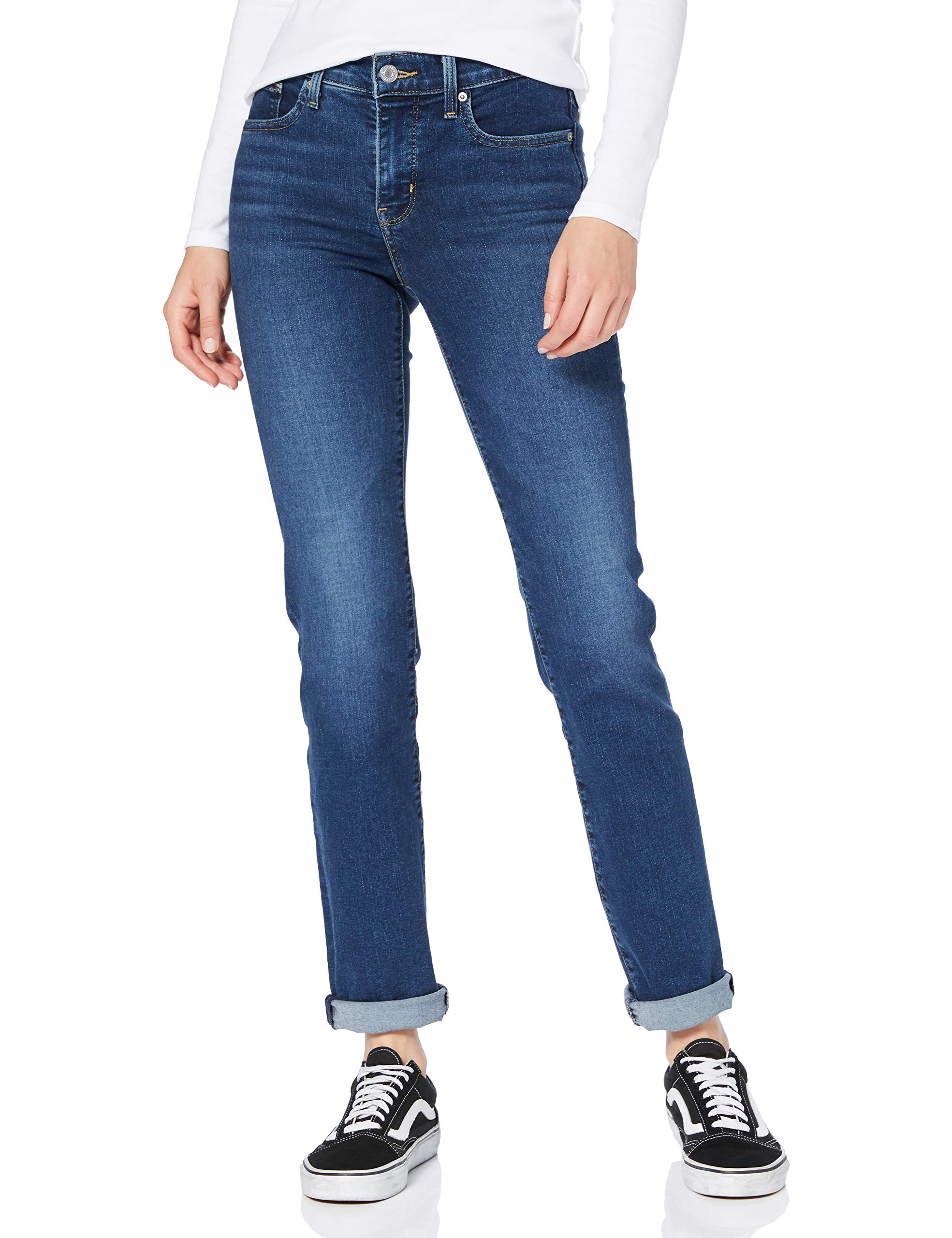 l34taille Straight Fabricant30 314 Levi's Shaping Jean 0082W30 Nights 34Femme DroitBleuparis shQCdxtr