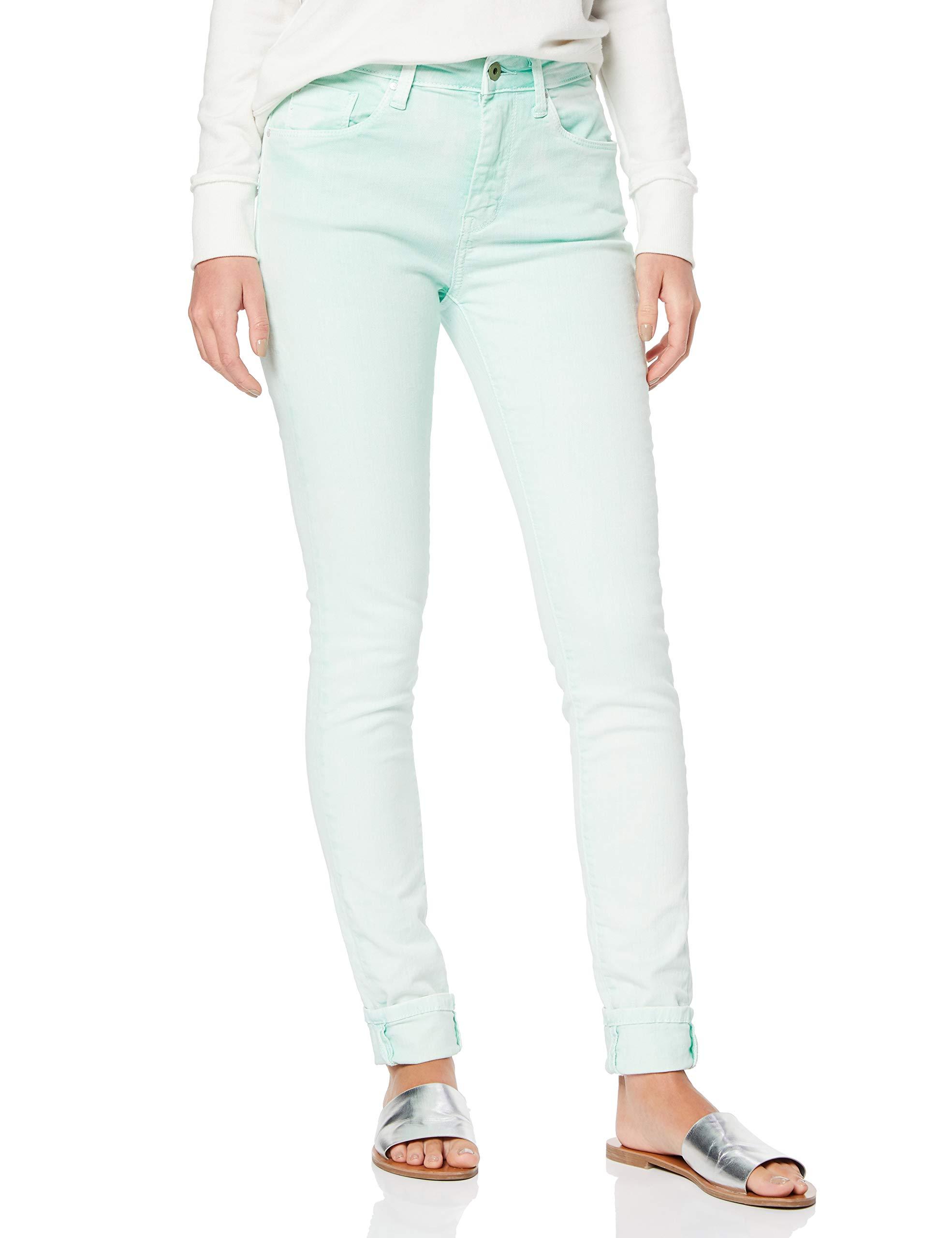 w25 Pepe Regent Green 640taille Jeans PantalonVertsea l30Femme Fabricant bgvf7yY6