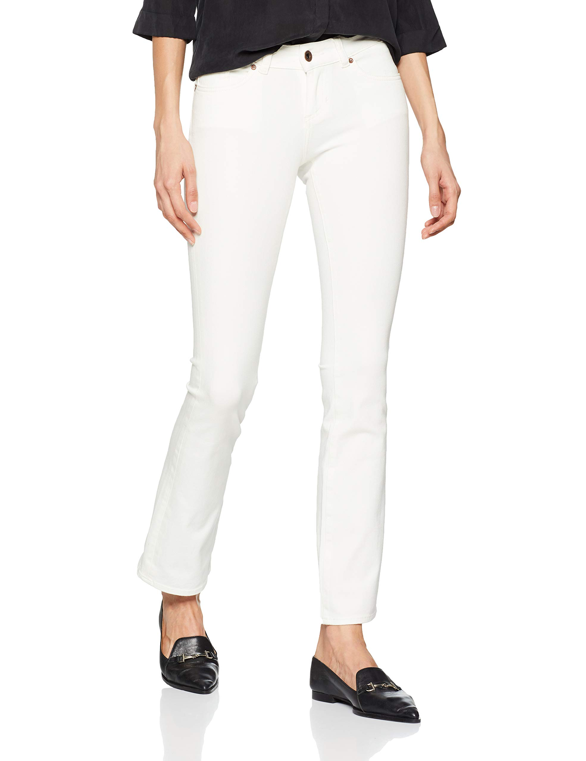 Seven7 Fabricant30 Jean 32Femme Wt BootcutBlancrinse 00244taille Monica yYgv76fb