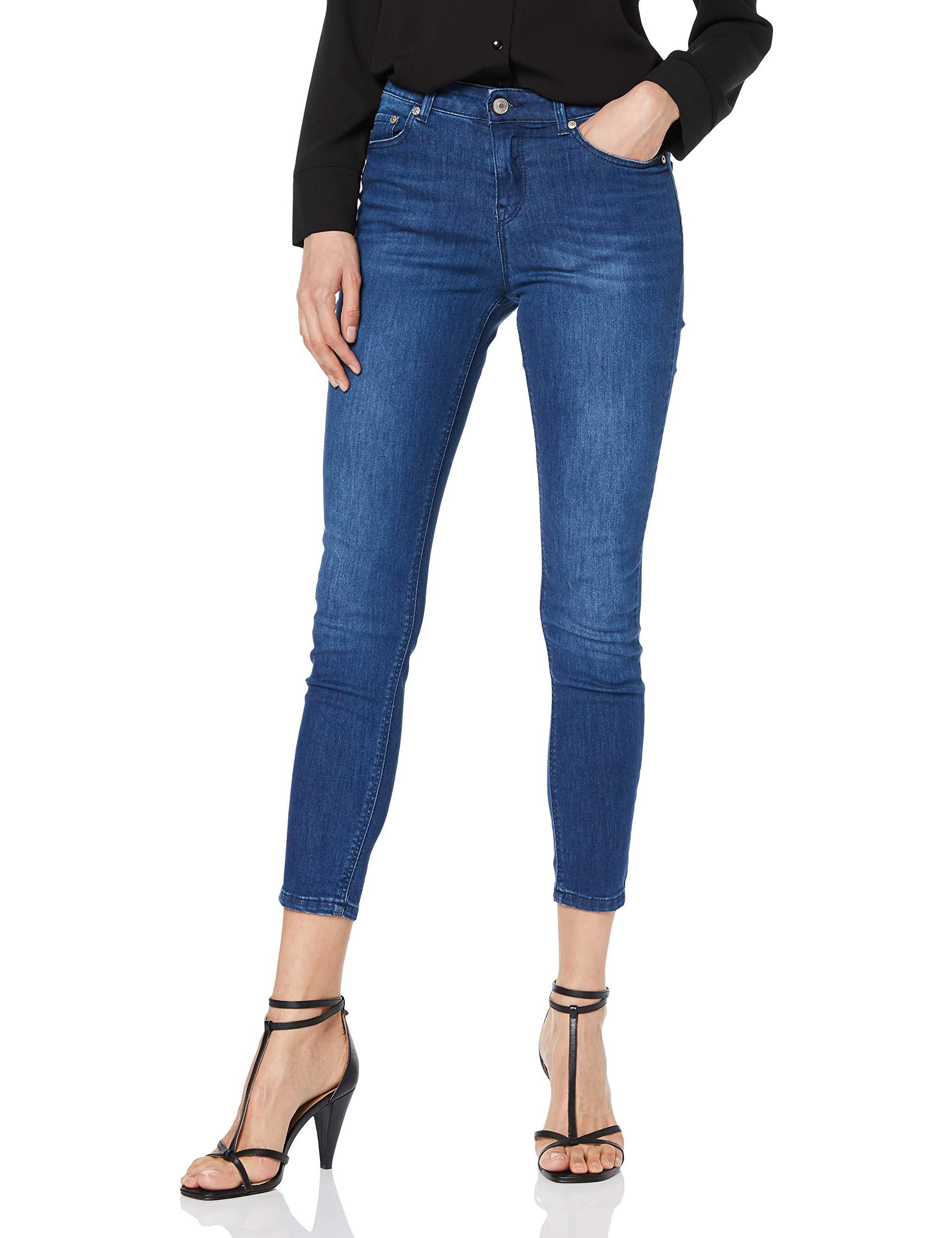 Jean United SkinnyBleublu 70f27 Benetton Colors Trousers Of pMqSGUzV