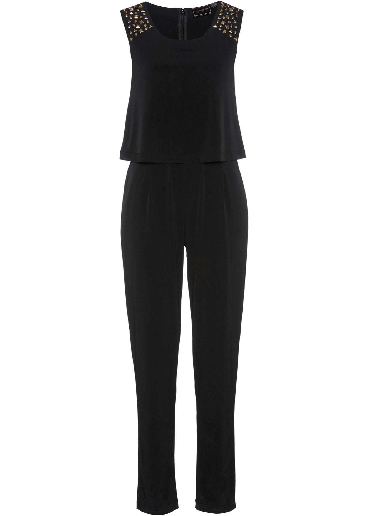 Bpc Manches Noir BonprixCombi Pantalon Femme Selection Sans Pour XukPZi