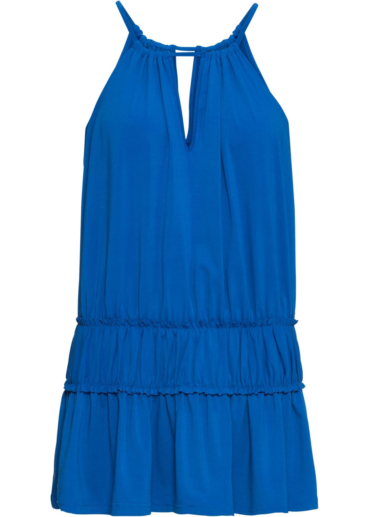 BonprixTop Sans Manches Femme Pour Bleu Bodyflirt UzqSpGVM