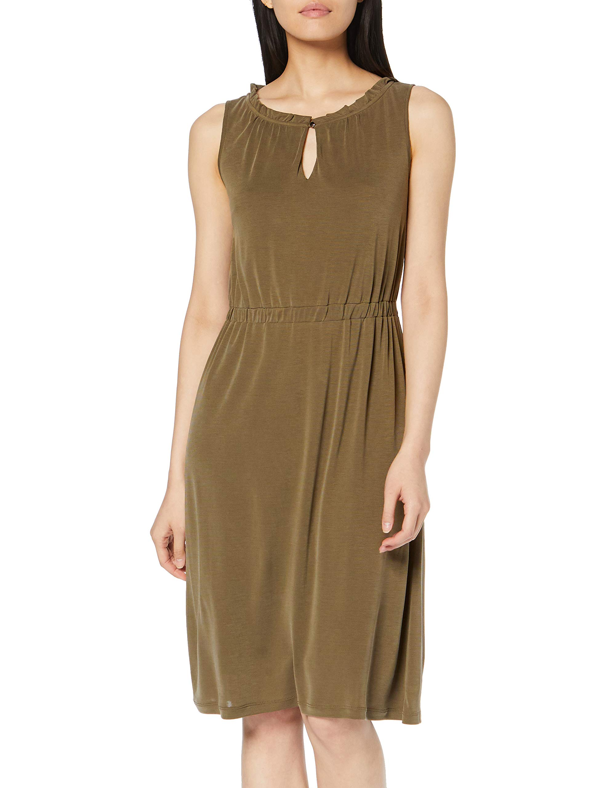 797038taille 907 81 82 Comma RobeVertkhaki Fabricant36Femme 5055 l1KcFJT