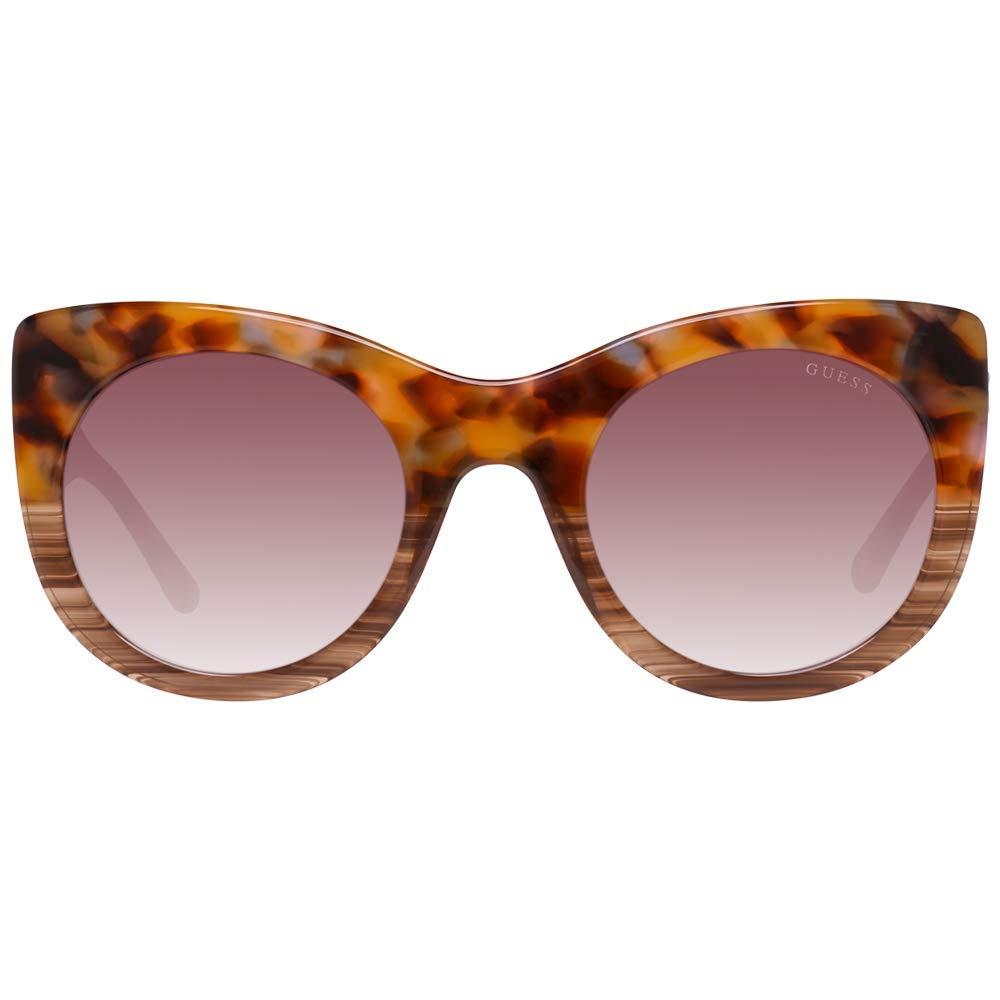 Sunglasses LunettesMarronbraunFemme De Gu7485 53f Montures Guess 51 xrBedCo