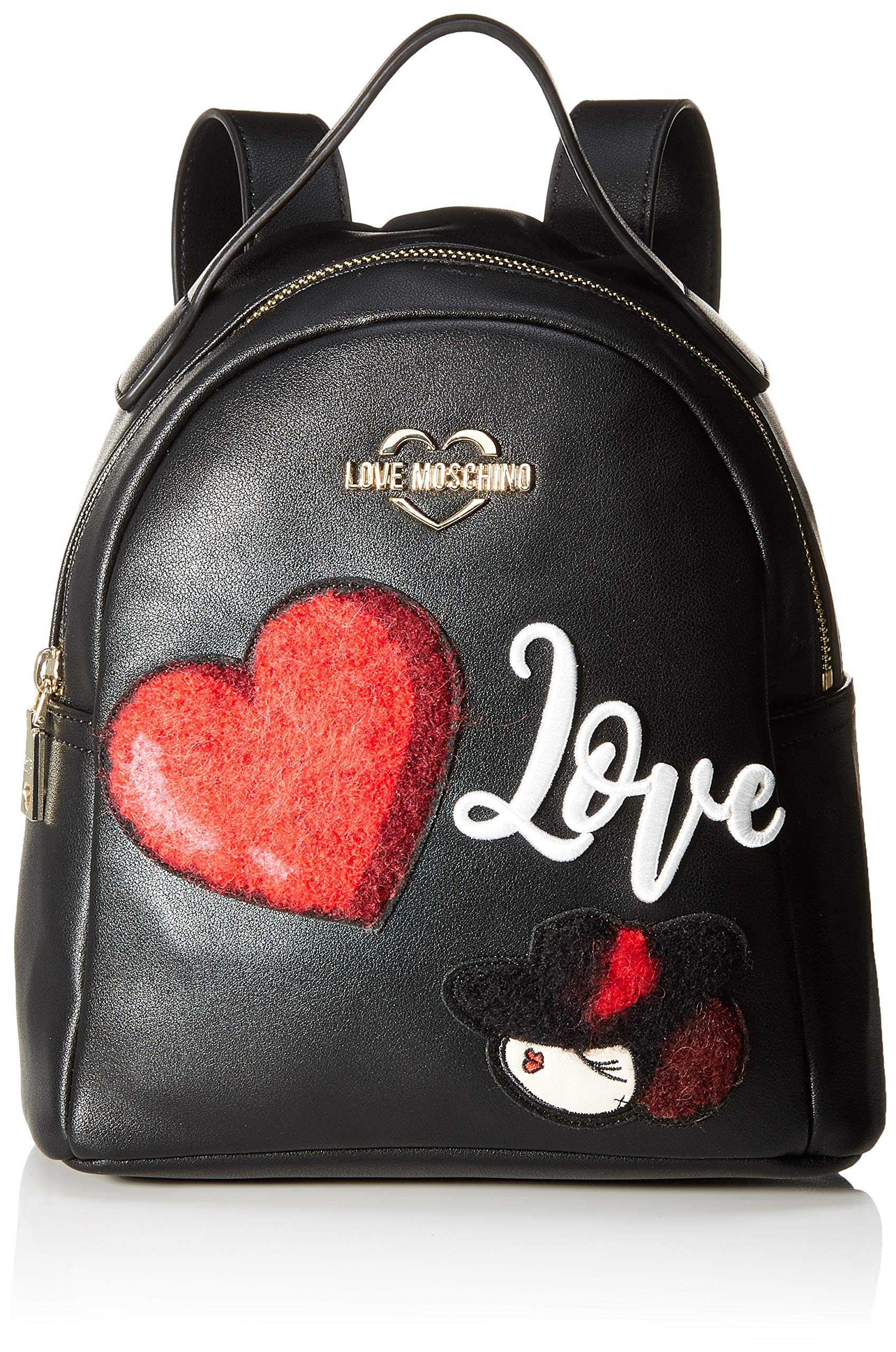 Love Cmw H Jc4091pp18lp0000Mixte L Moschino X AdulteNoirnero27x9x24 4jL35ASqcR