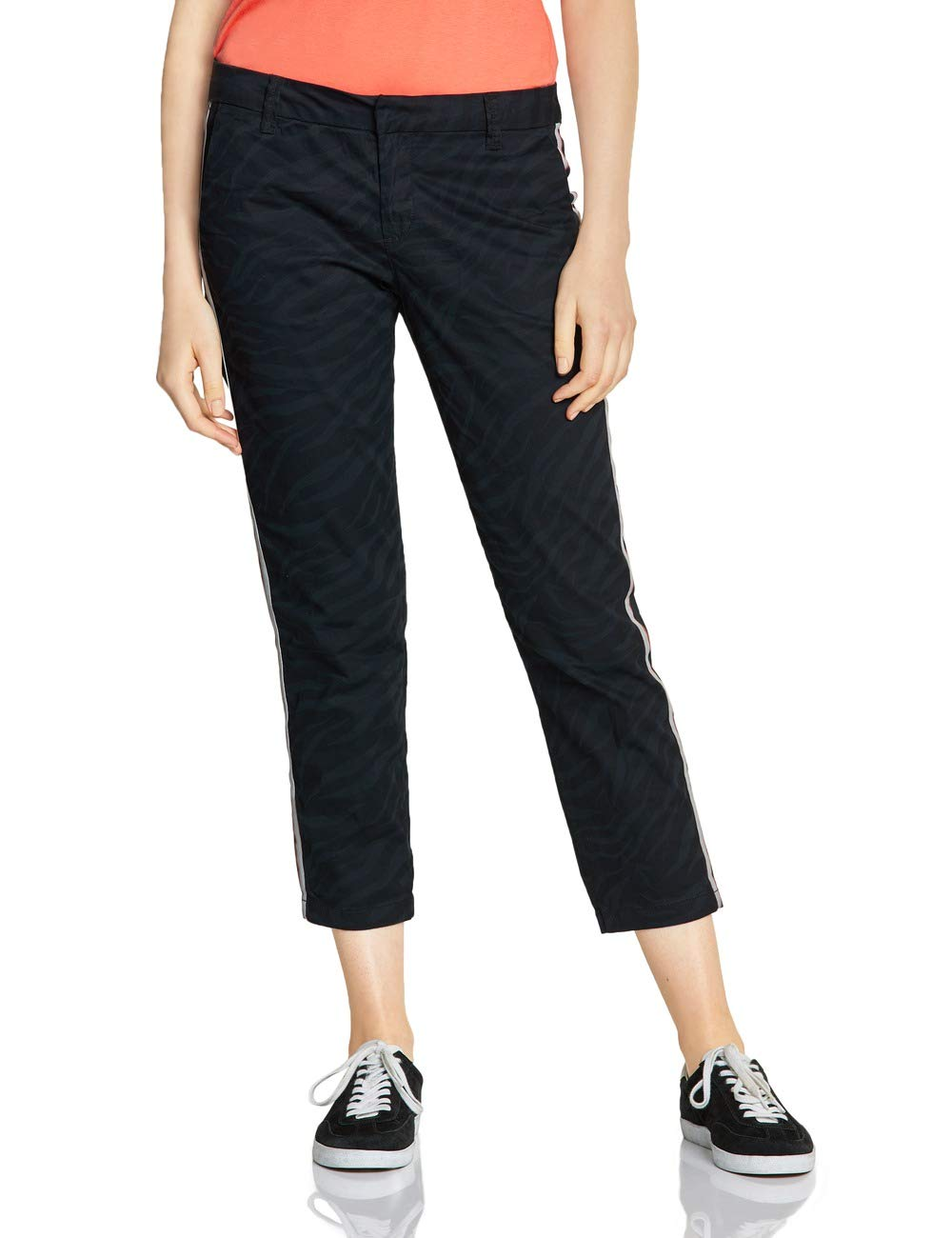 PantalonMulticoloreneo One Casual Fit Grey 21017W44 l26taille Fabricant44Femme 372422 Chino Street PiuTXkOZ
