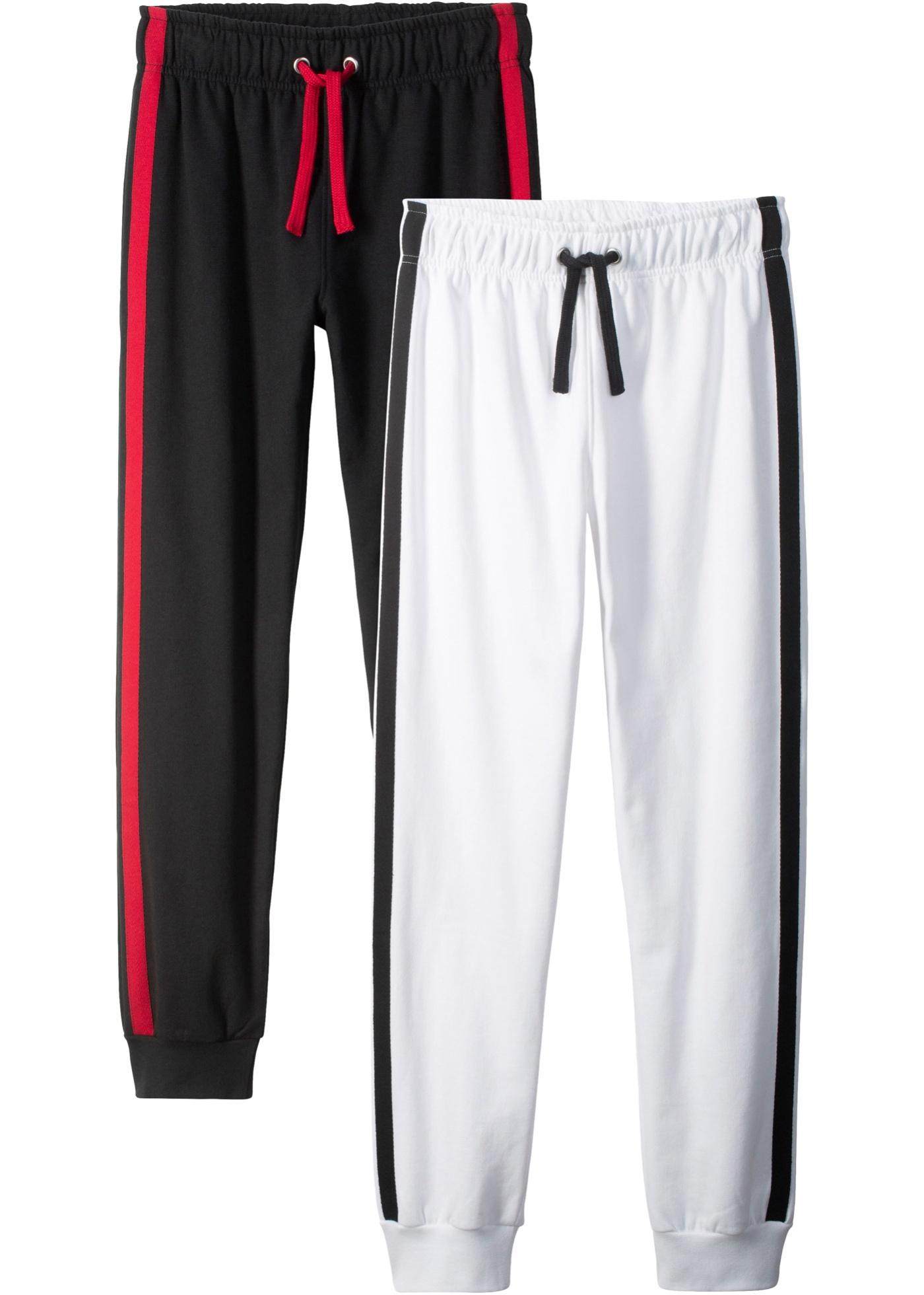 Blanc Pour 182 92 Sweat Bpc 2 CollectionLot De Pantalons Bonprix Enfant PkwXNnOZ80