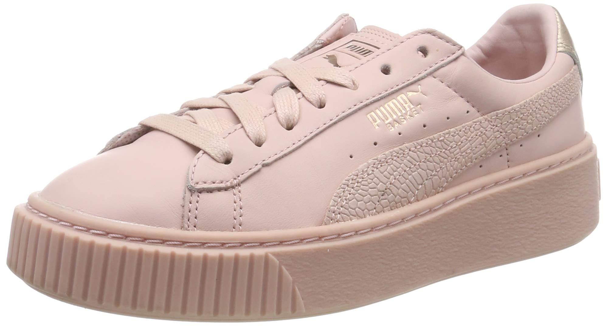 Gold38 Basket Basses Puma Eu 5 RgSneakers Rosa Platformphoria FemmeRose rosé tBorCshQdx