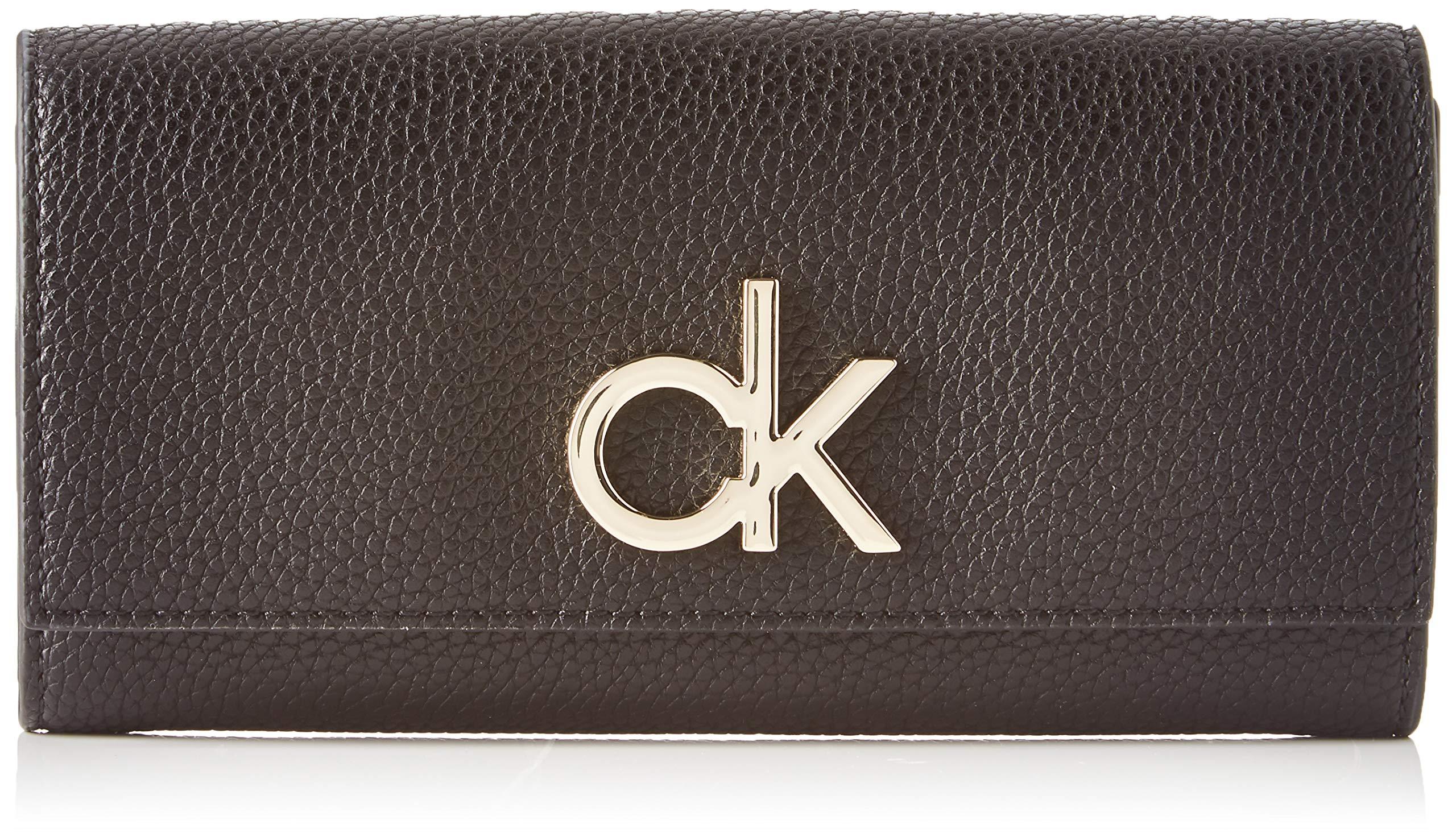 Re lock Cmw FemmeNoirblack1x1x1 Bandoulière Calvin Klein X H TrifoldSacs L Lrg AR4jL5