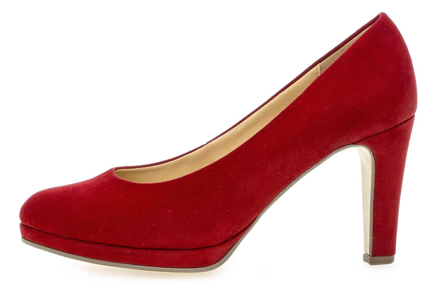 FashionEscarpins Eu FemmeRougecherry Gabor Shoes 5544 0v8wOmNn