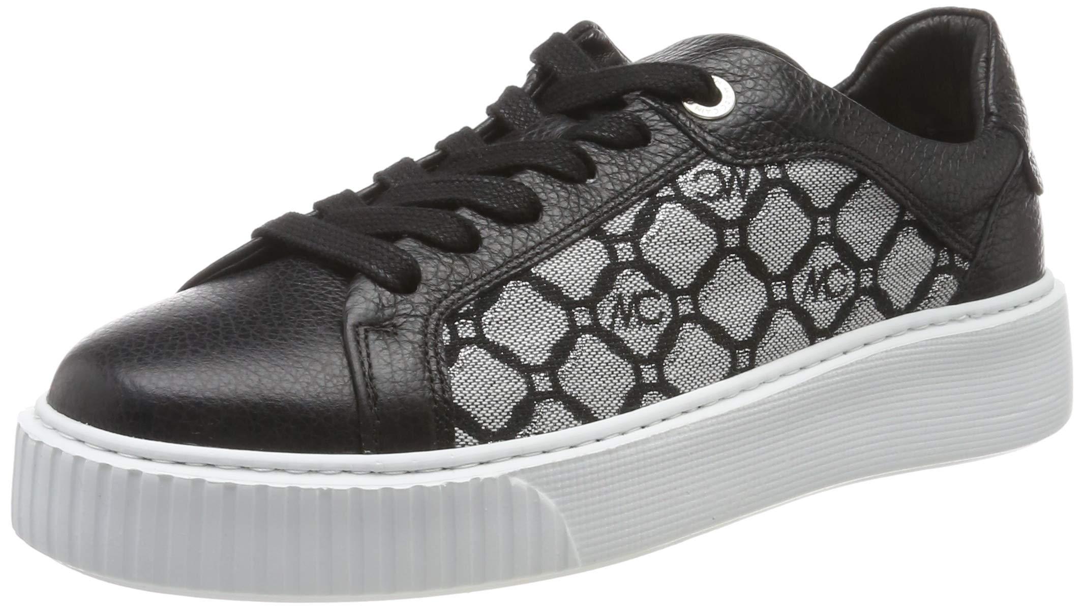 Marc SneakerSneakers Cain 90038 Basses Eu FemmeMulticoloreblack 3ARj4qL5