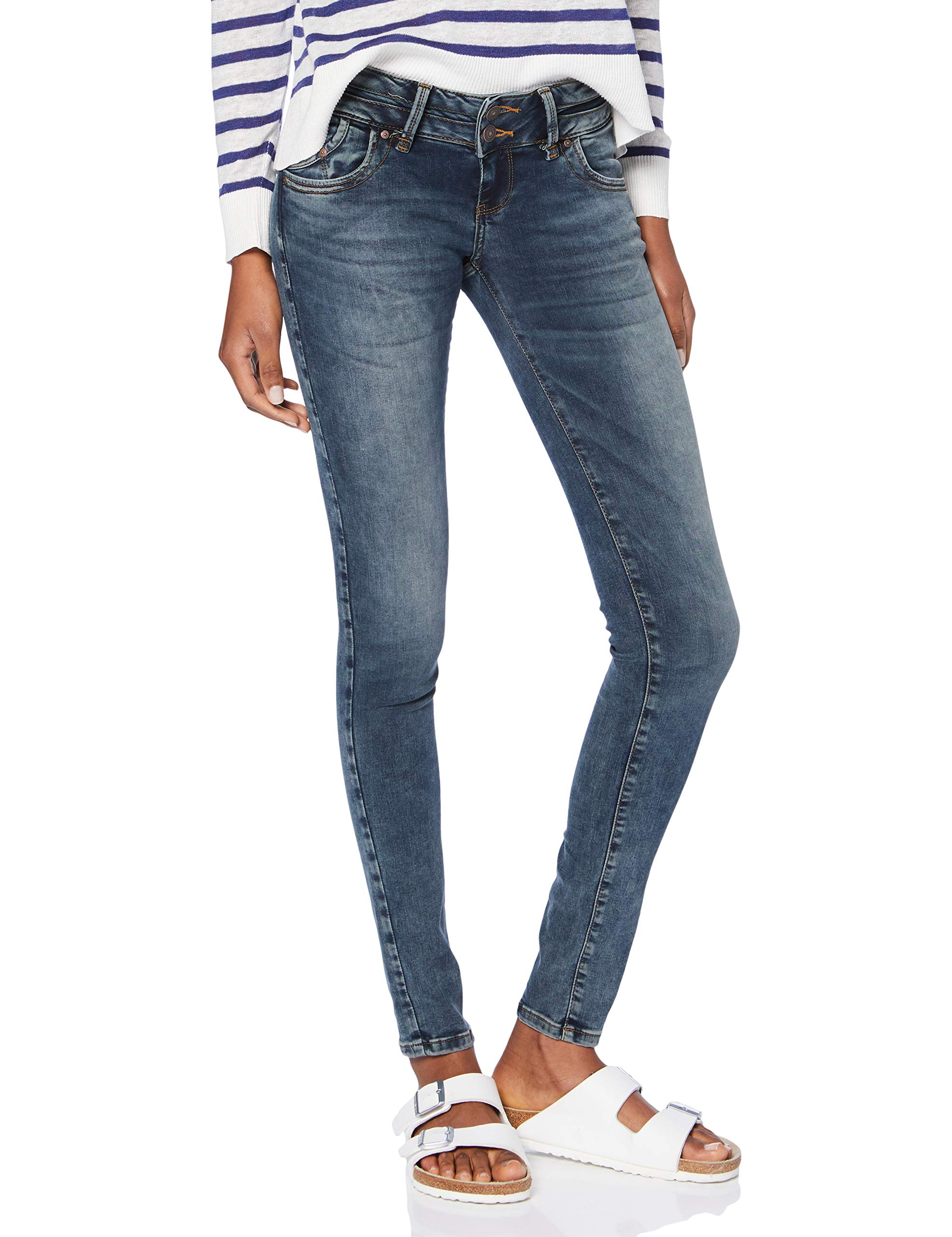SkinnyBleunome 51895W30 Wash Jean 34Femme X Ltb l34taille Fabricant30 Julita Jeans 0Pnk8Ow