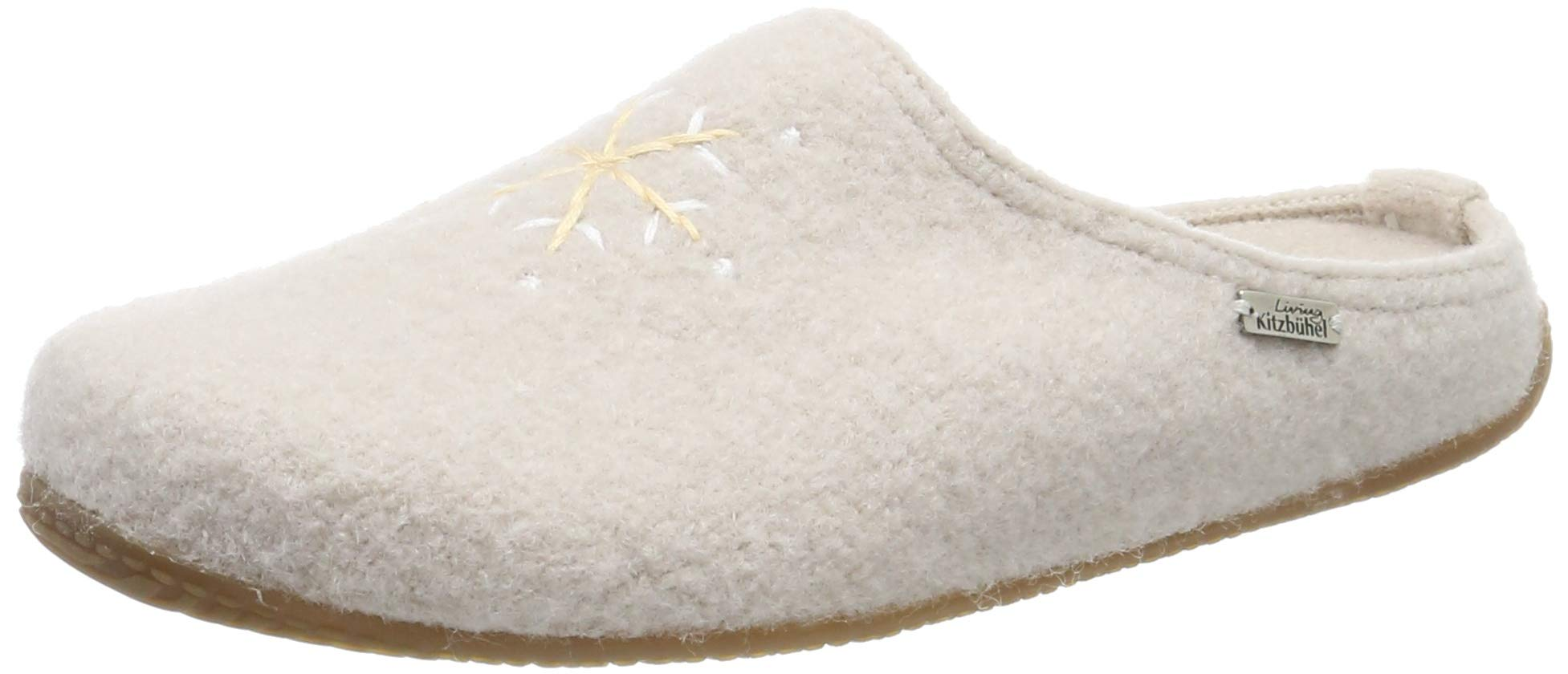 Schneestern FemmeBlancfrost Kitzbühel Mit 011338 Eu Living FußbettChaussons Pantoffel Mules n08wOkPX