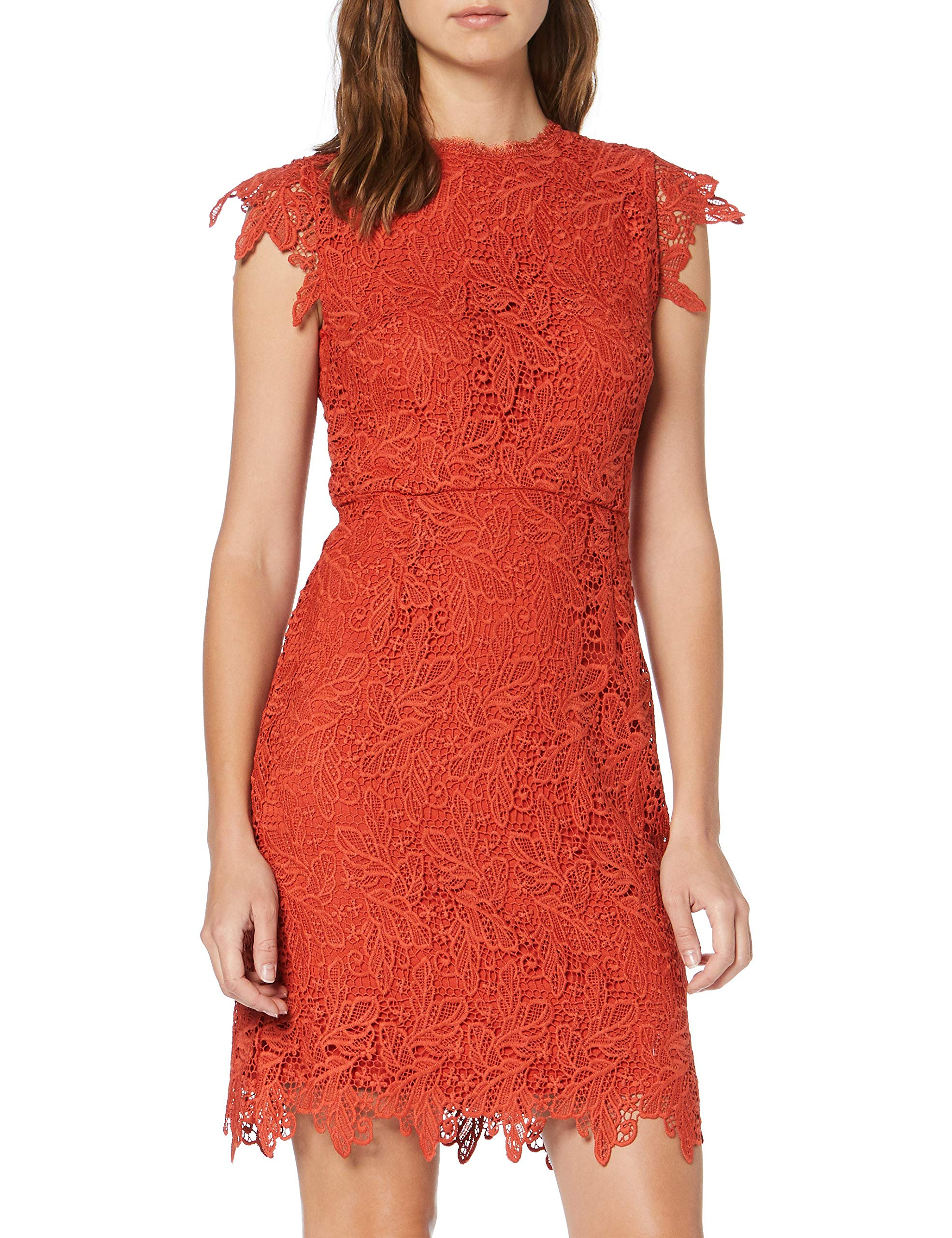 481001 16604 Taifun Fabricant36Femme 605038taille Red RobeRougespicy 3Ac54jqRL