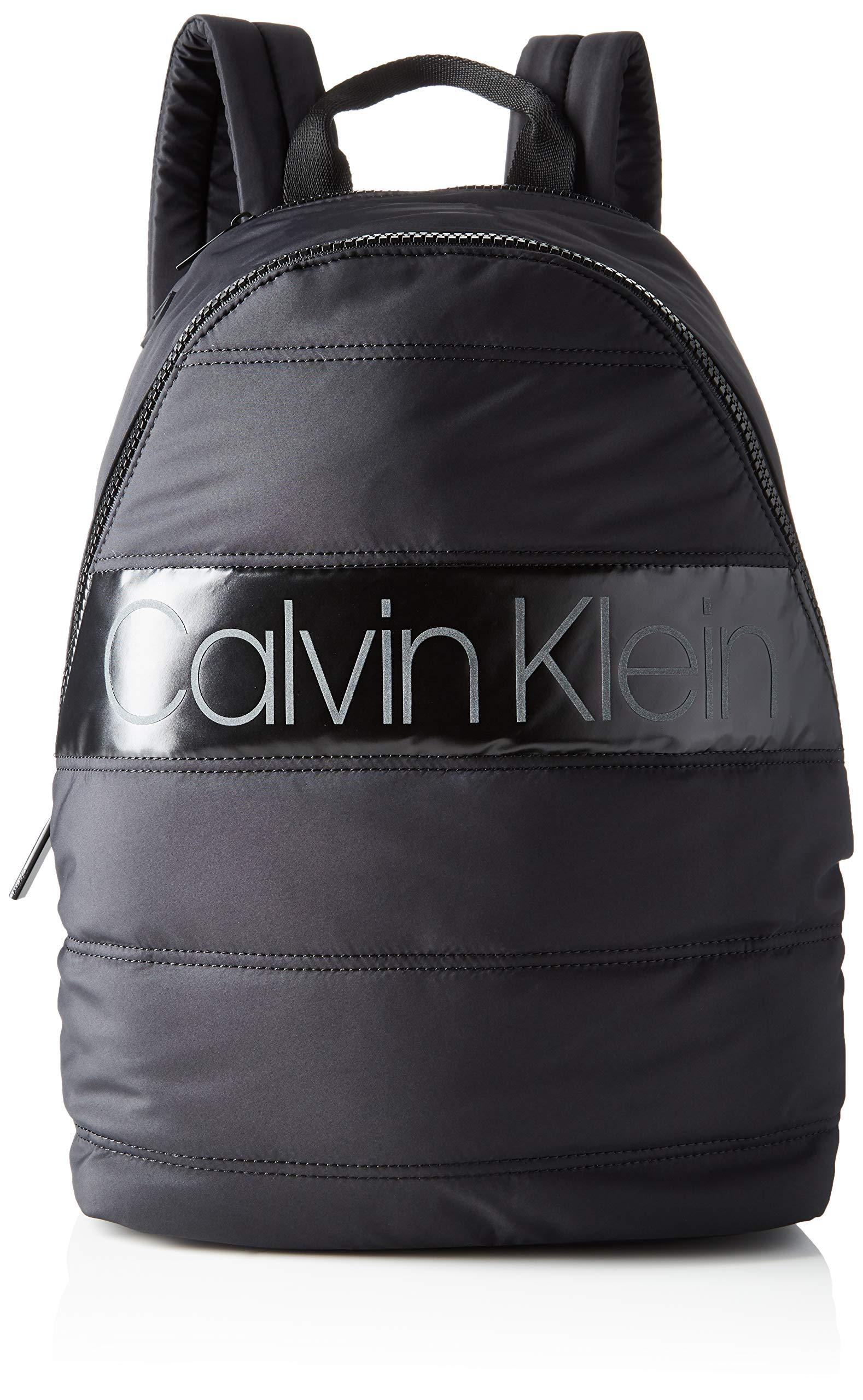 BackpackSacs L Puffer Cmw Round X Calvin H Portés Épaule HommeNoirblack1x1x1 Klein rCWBodeQx